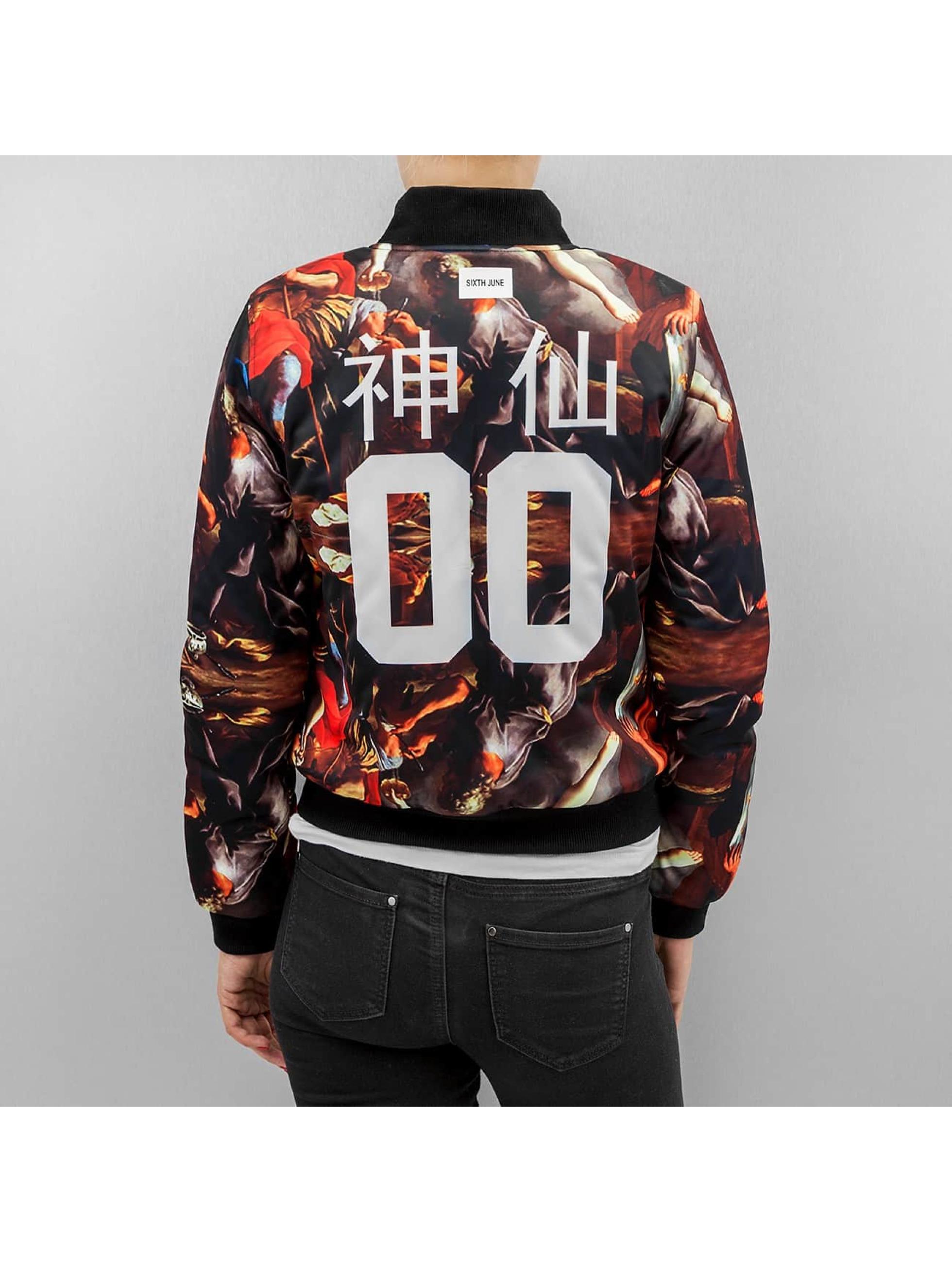 Sixth June Демисезонная куртка Renaissance Bomber цветной