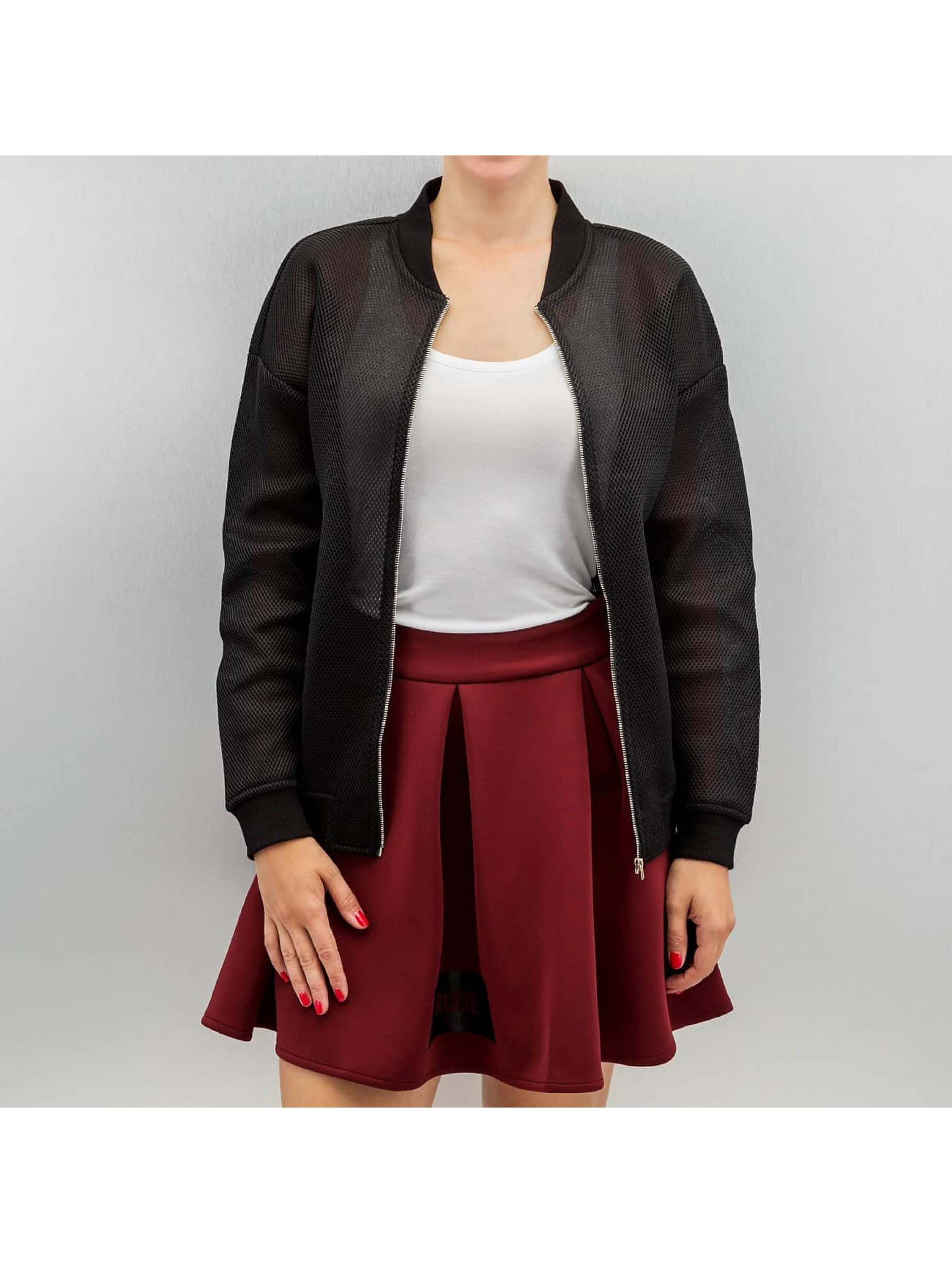 Sixth June Демисезонная куртка Bomber черный