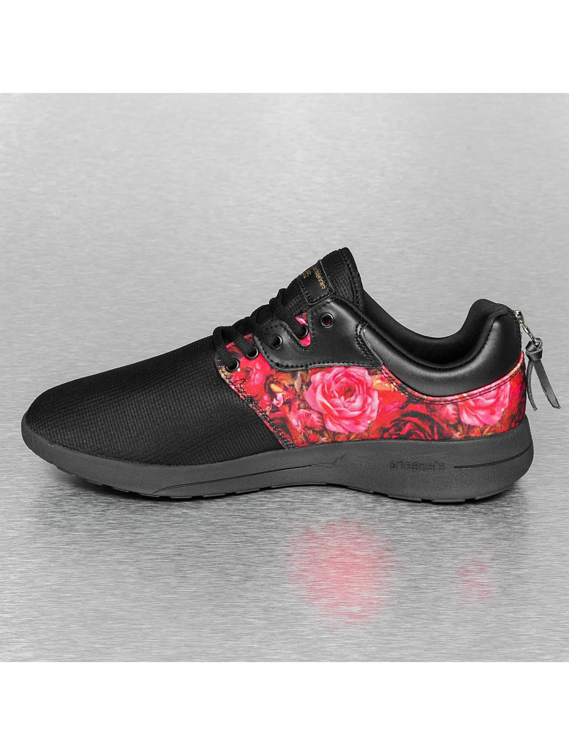 Sixth June Сникеры Flower II черный