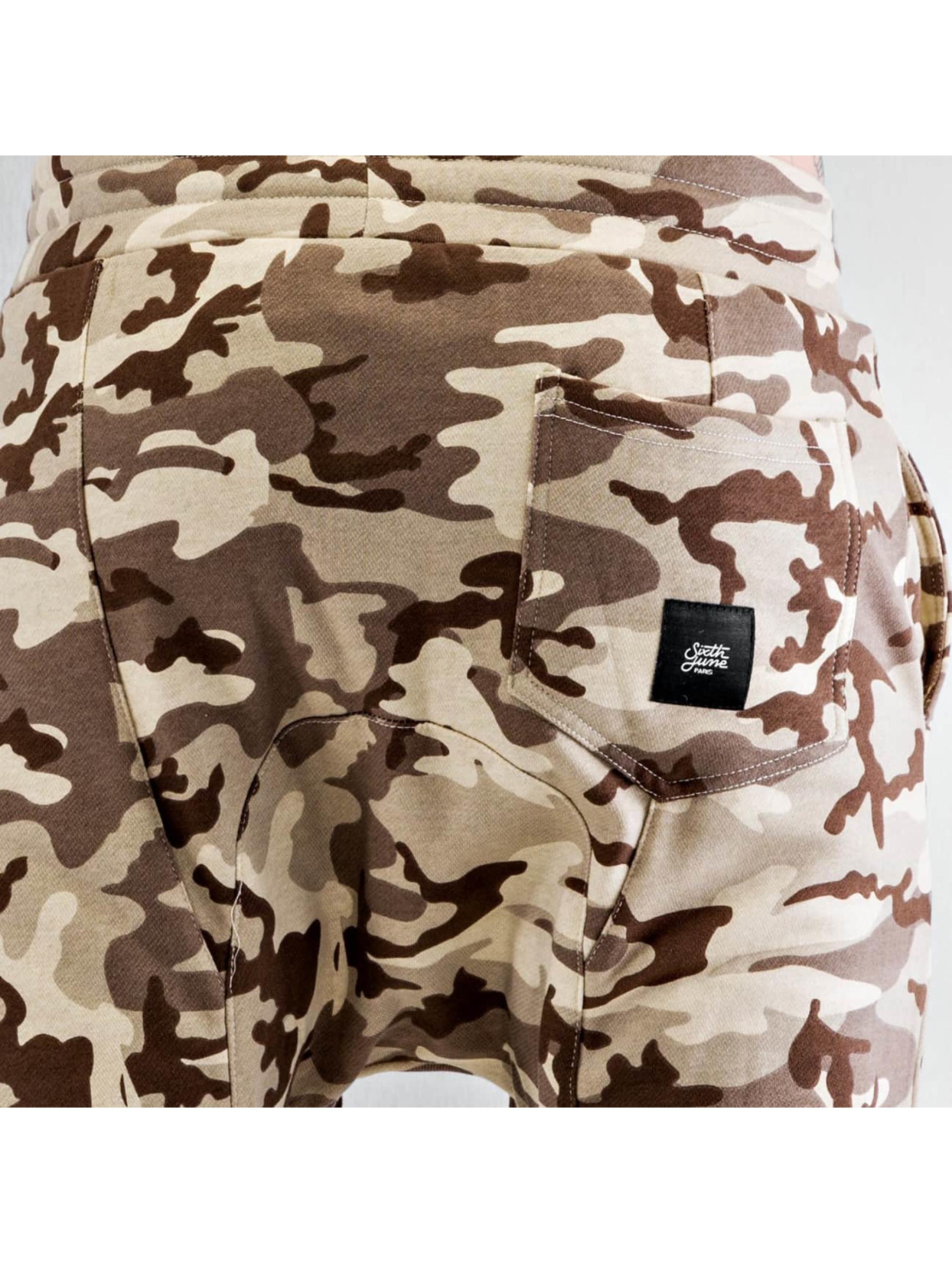 Sixth June Спортивные брюки Camou камуфляж