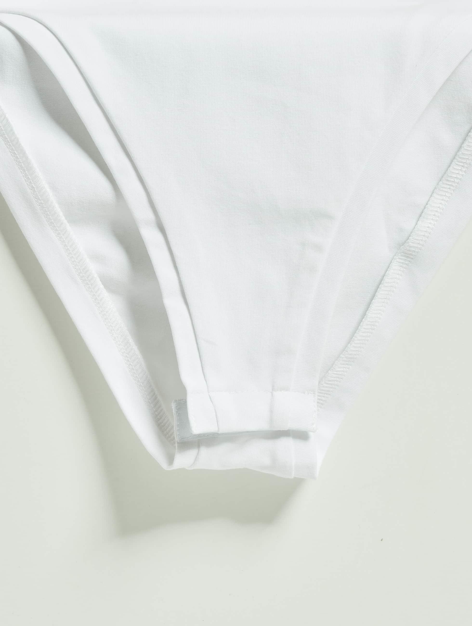 Sixth June Body Roses blanc