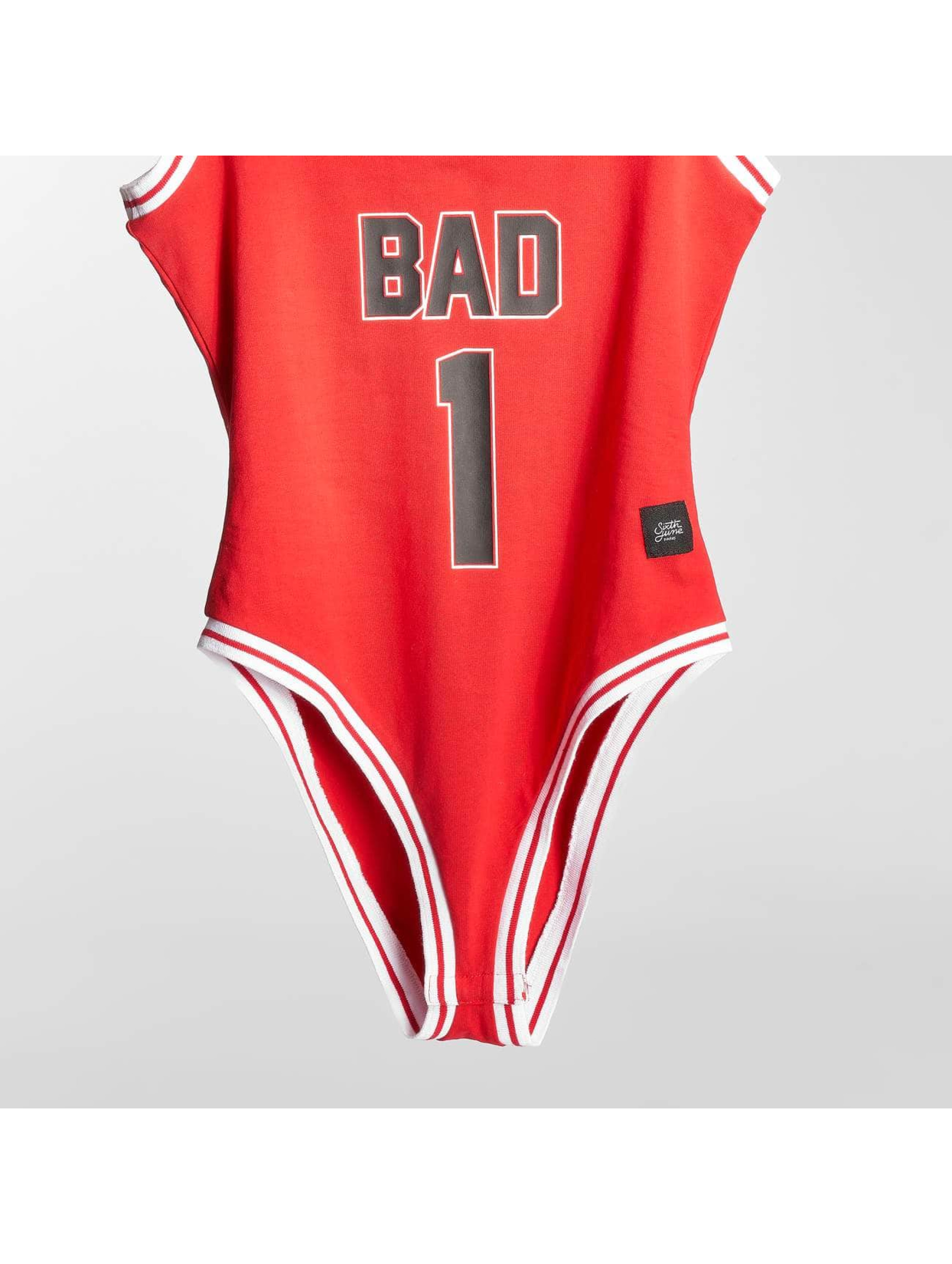 Sixth June Body Bad rojo