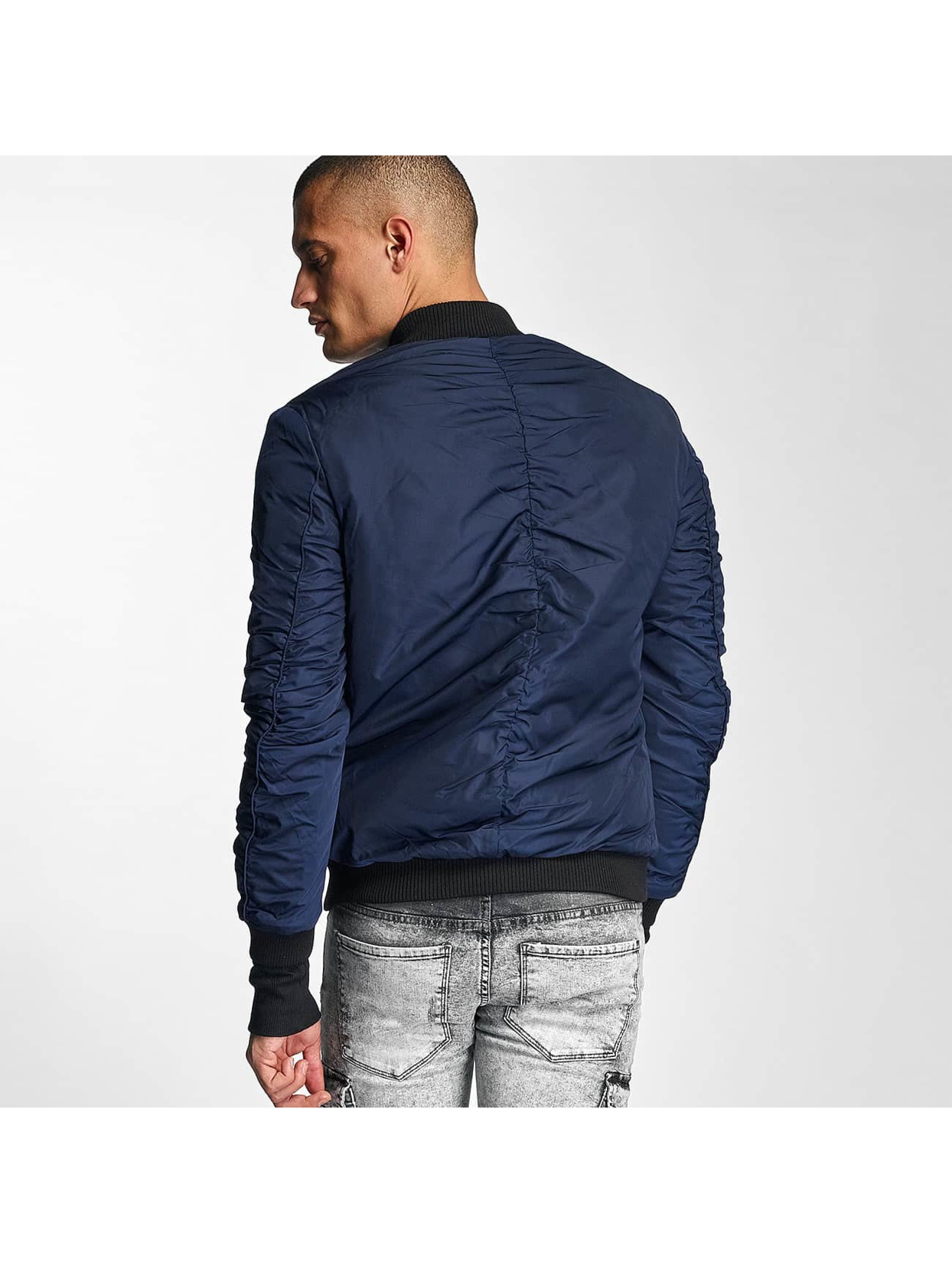 Sixth June Bomber jacket Padded blue