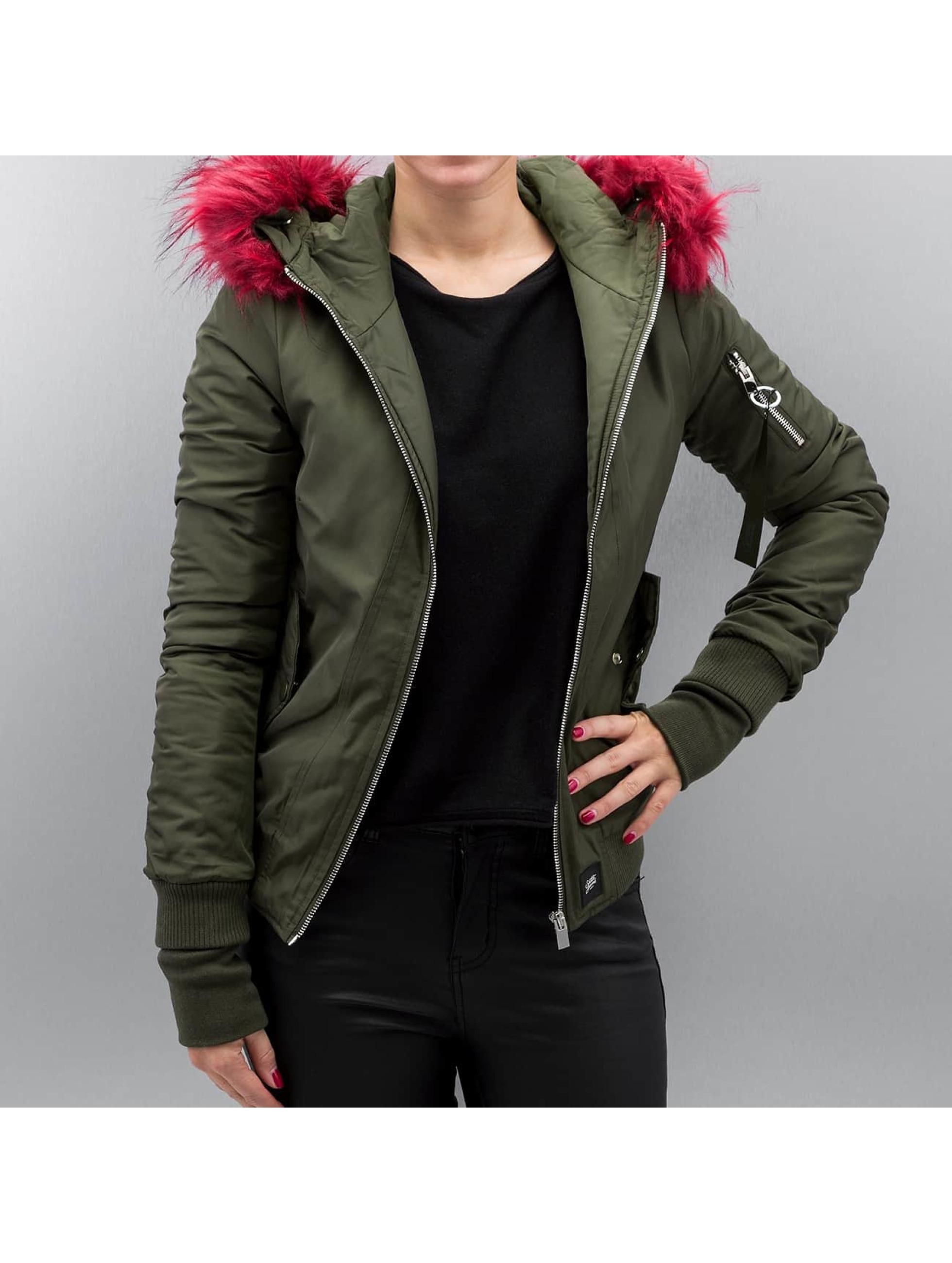 Sixth June Bomber jacket Bera olive
