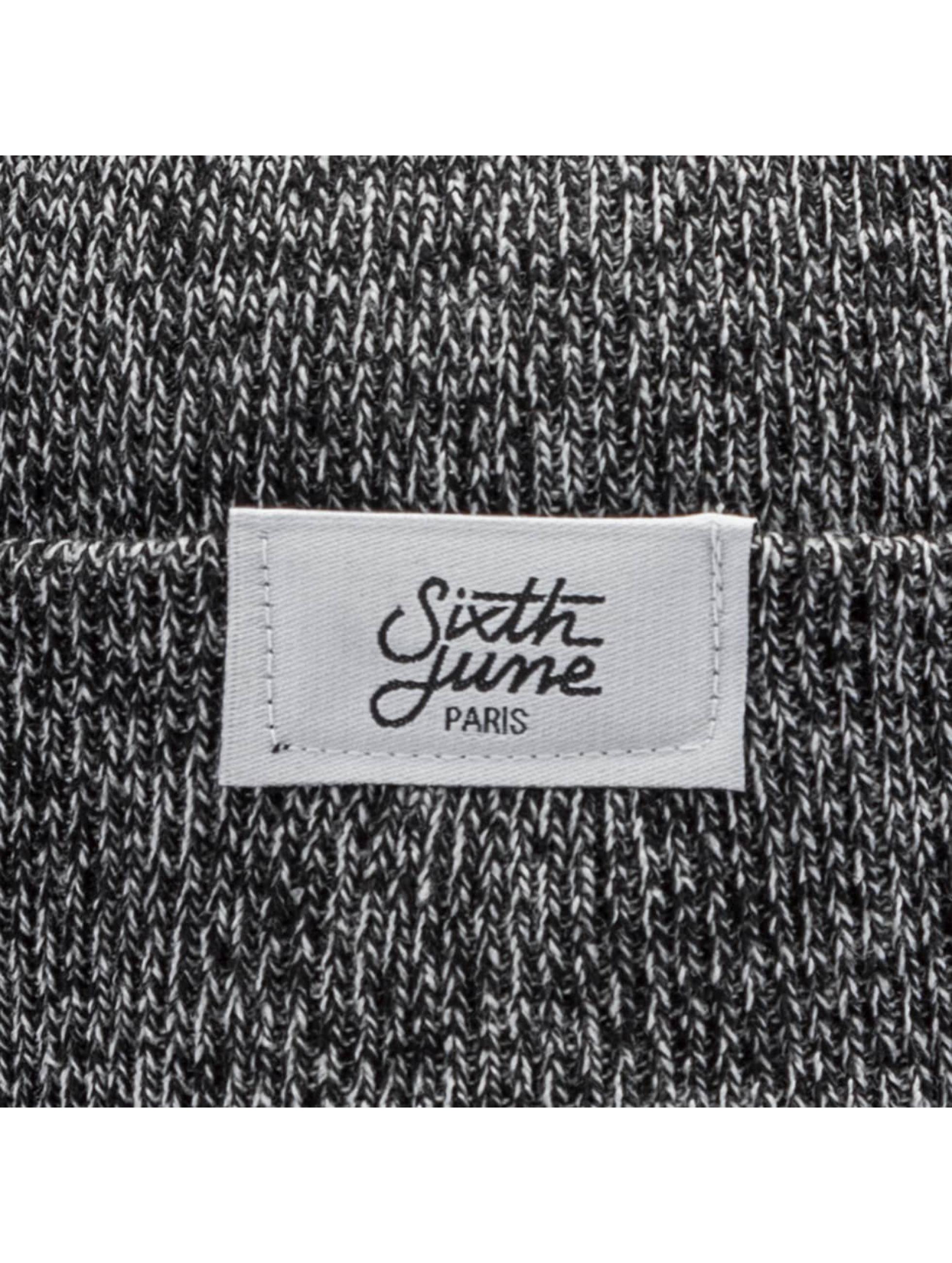 Sixth June Bonnet Parisiennes gris