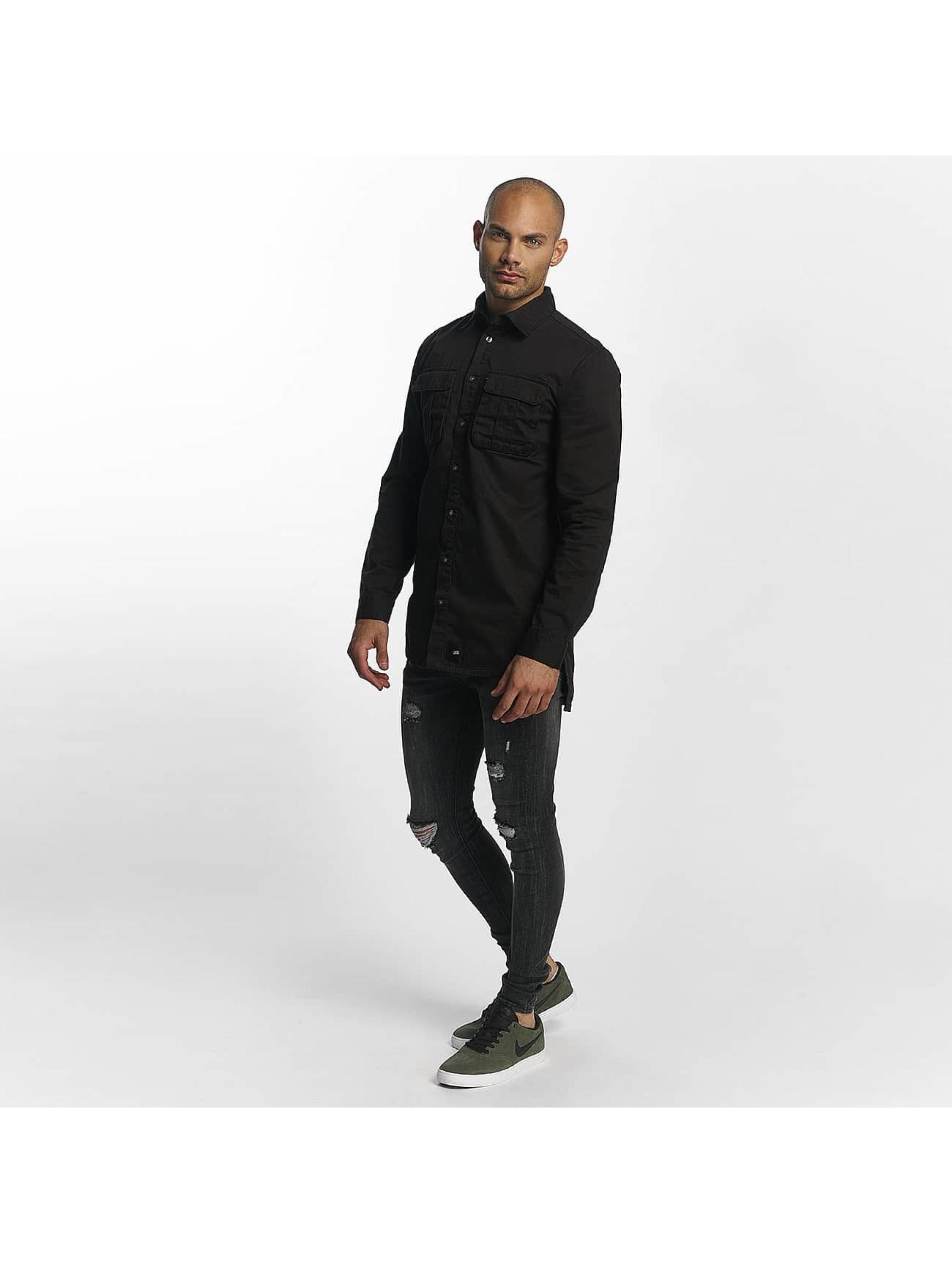 Sixth June Camisa Classic Oversize negro