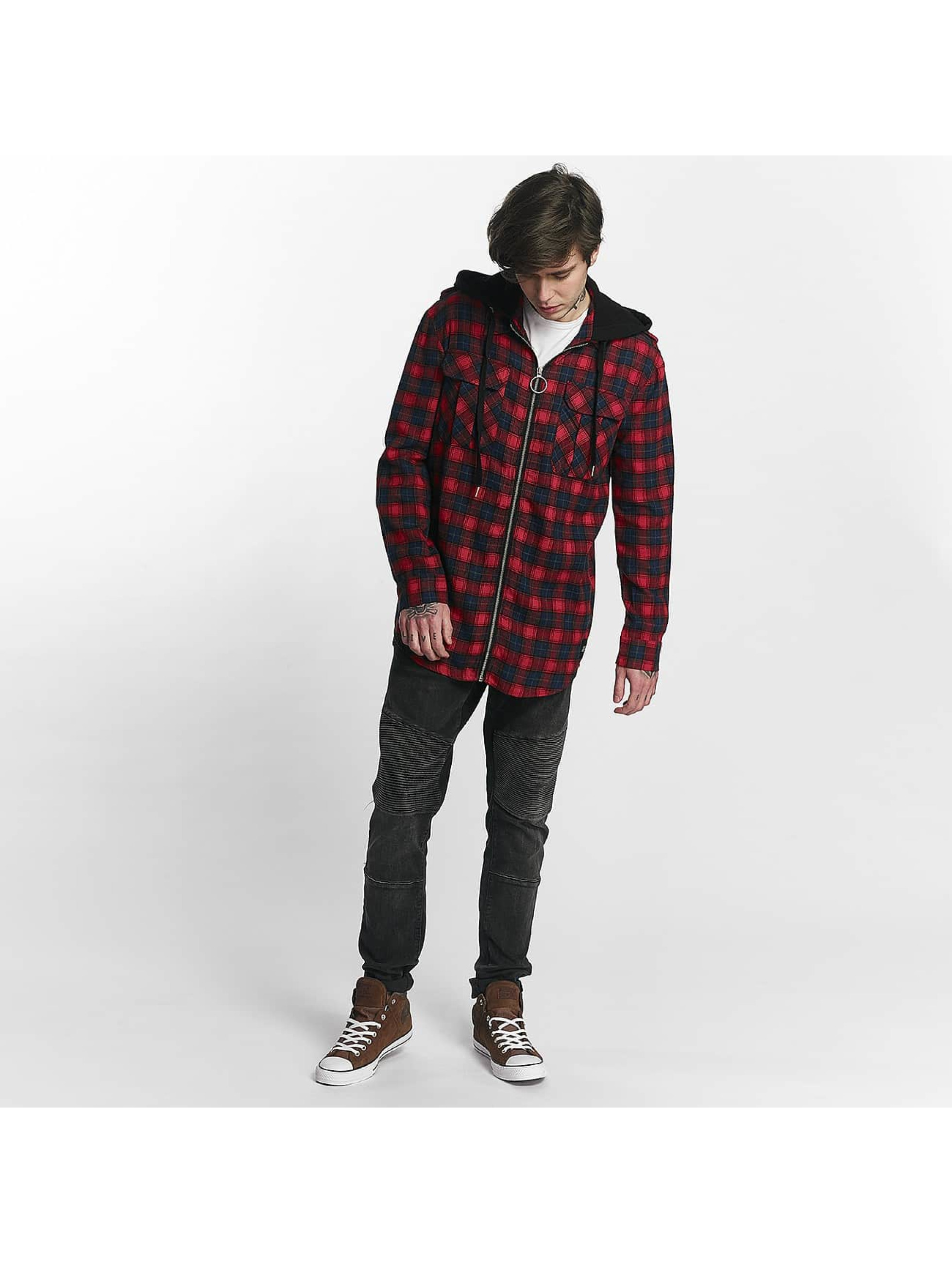 Sixth June Camisa Classic Flannel rojo