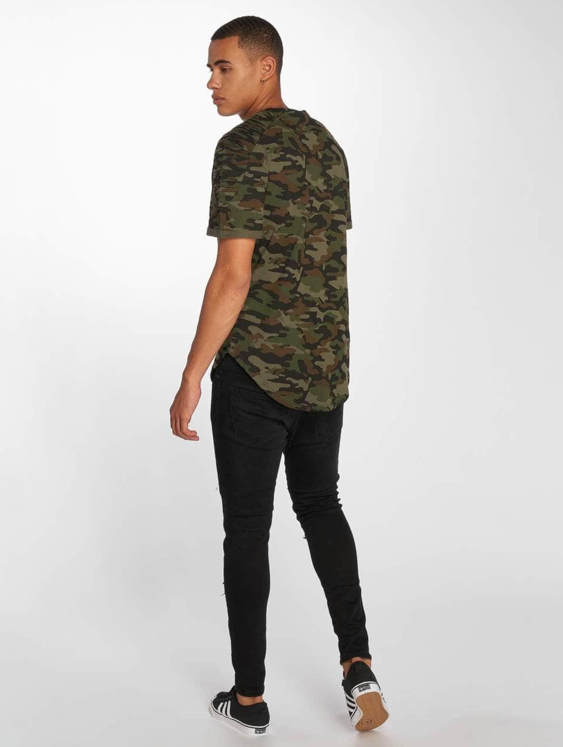 Sixth June Camiseta Ripp camuflaje