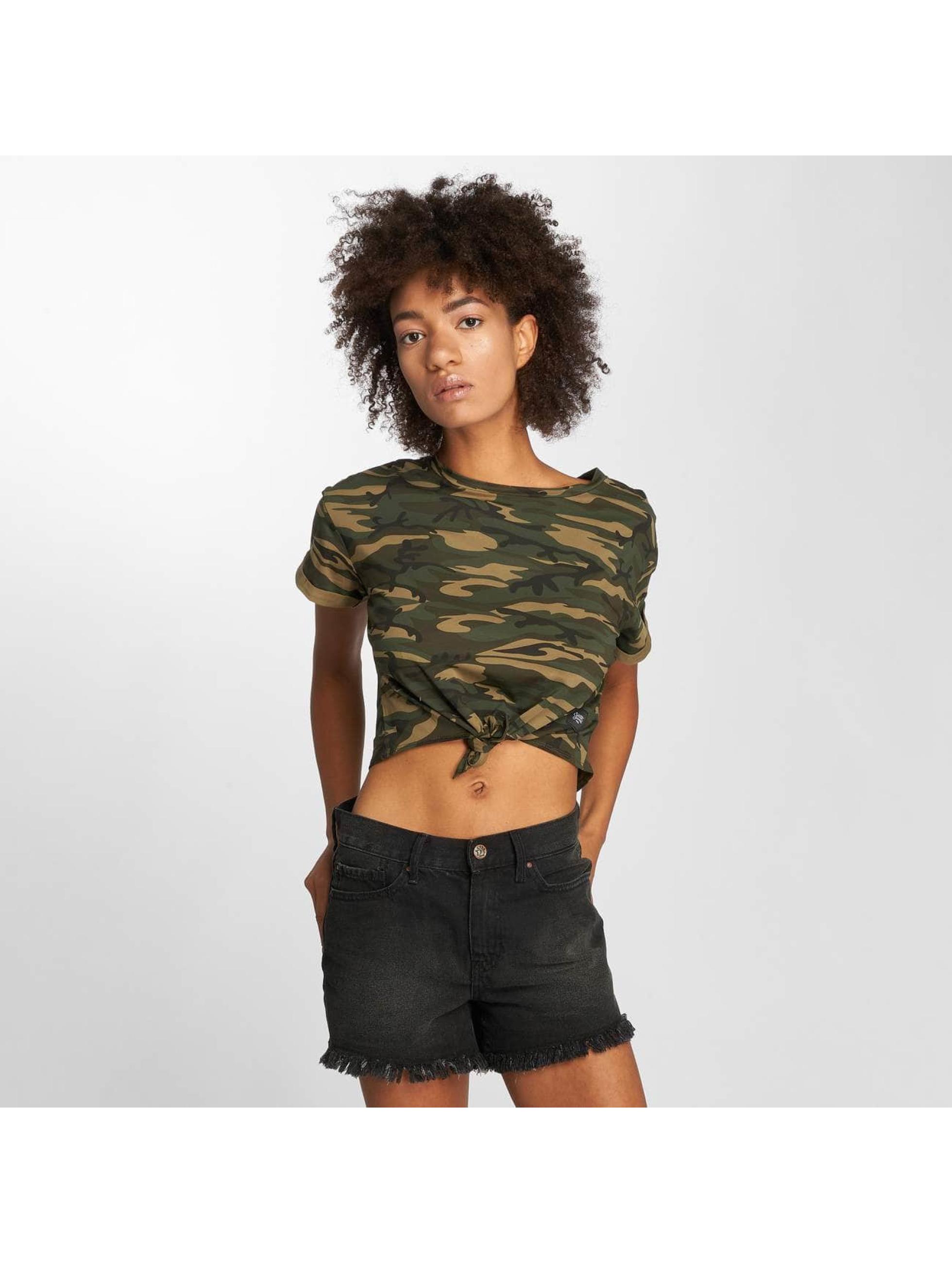 Sixth June Camiseta Shorty camuflaje