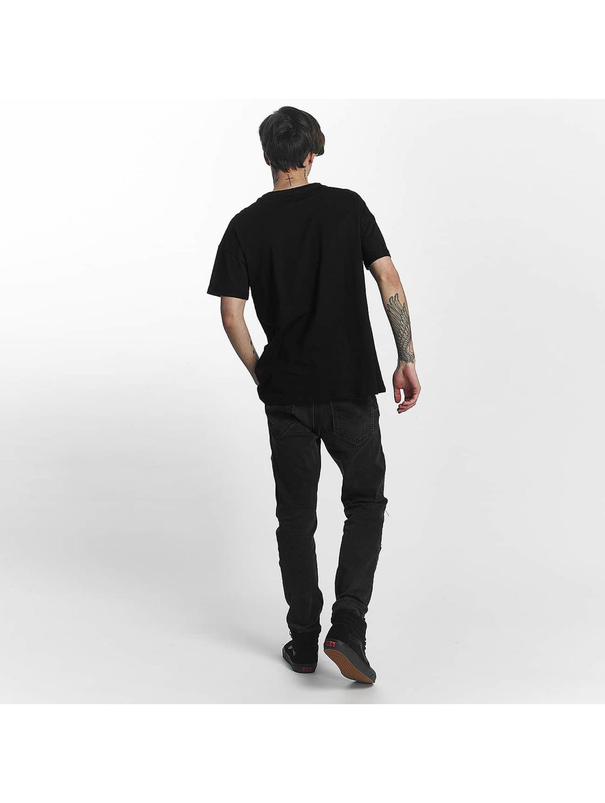 Sixth June Camiseta Classic Oversize negro