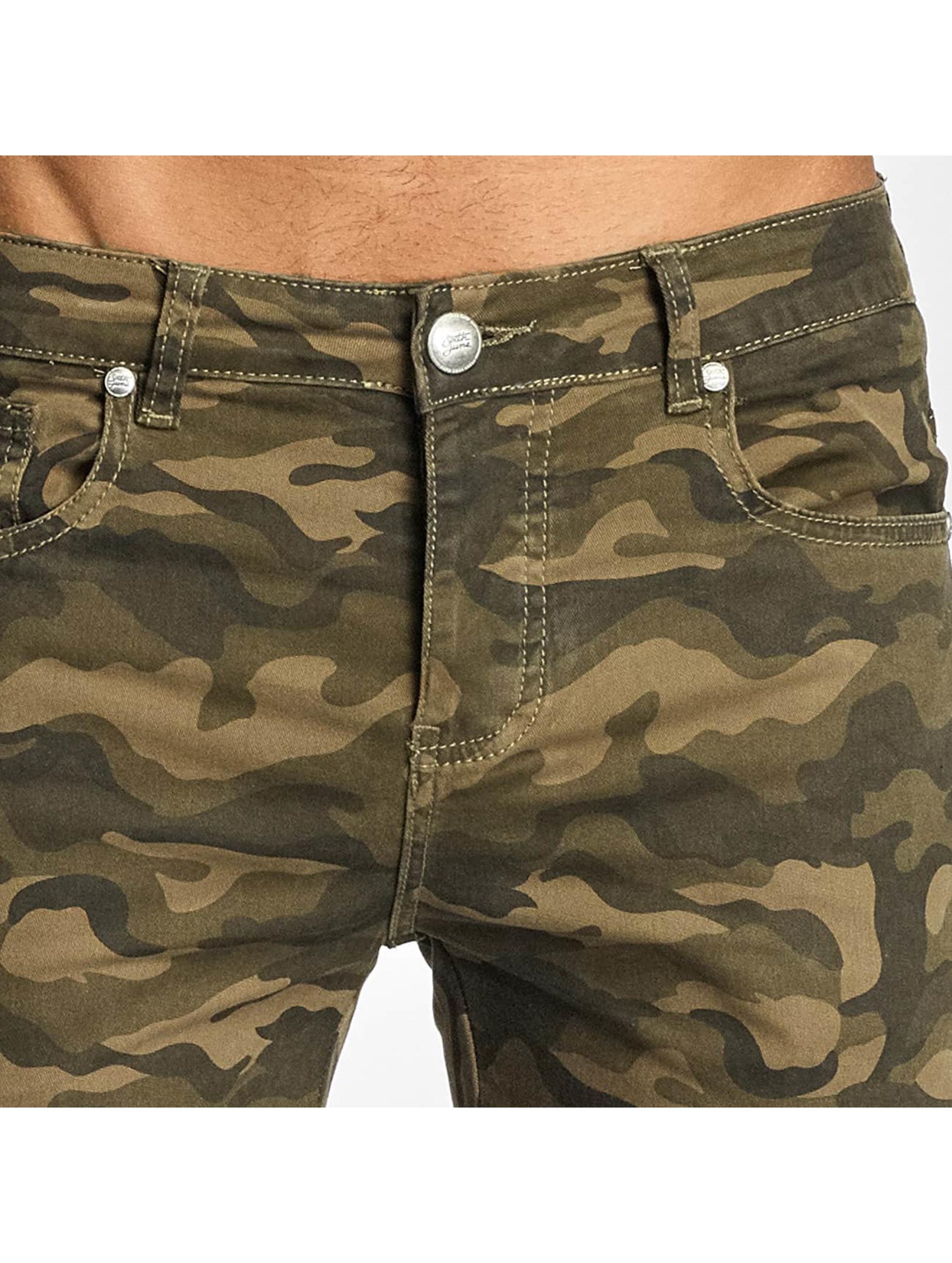 Sixth June Cargo Cargo Denim camouflage
