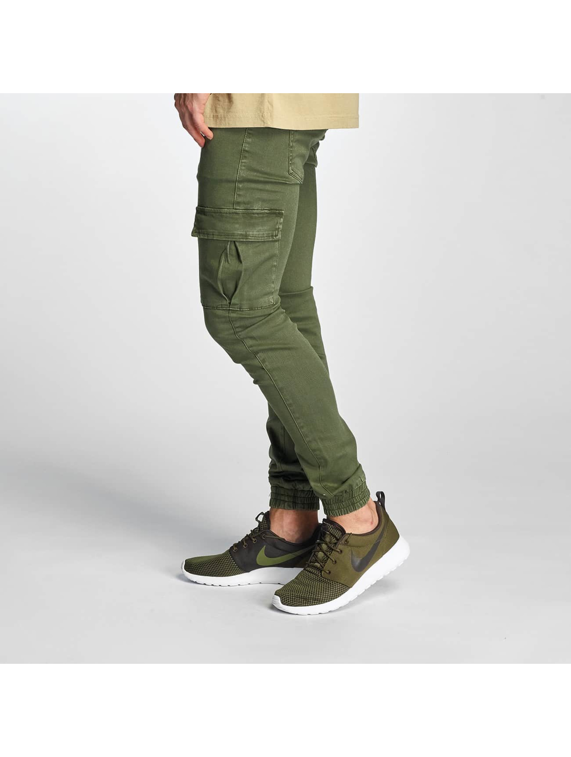 Sixth June Cargohose Cargo Denim khaki