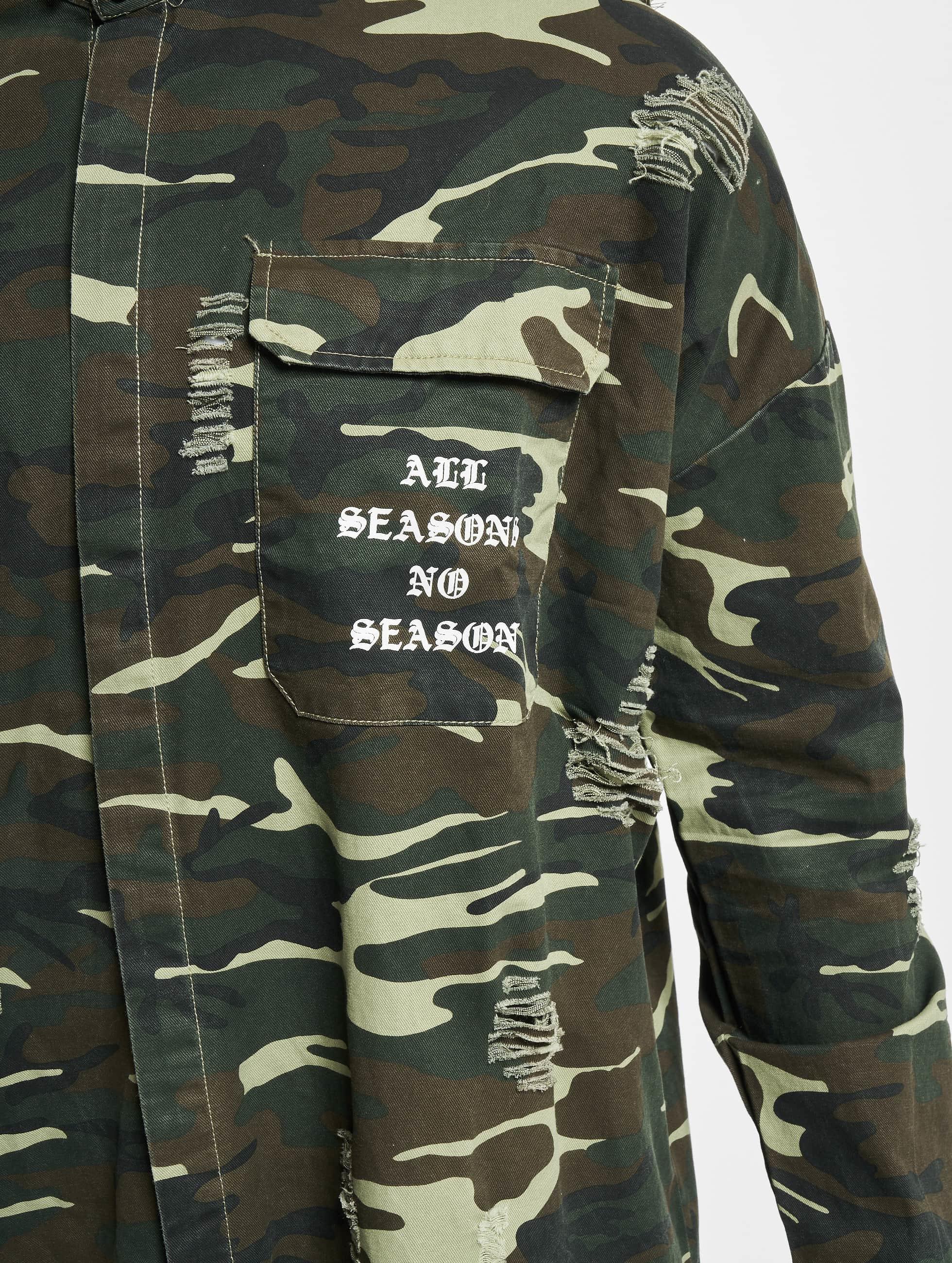 sixth june oversized overshir camouflage homme chemise sixth june acheter pas cher haut 327990. Black Bedroom Furniture Sets. Home Design Ideas