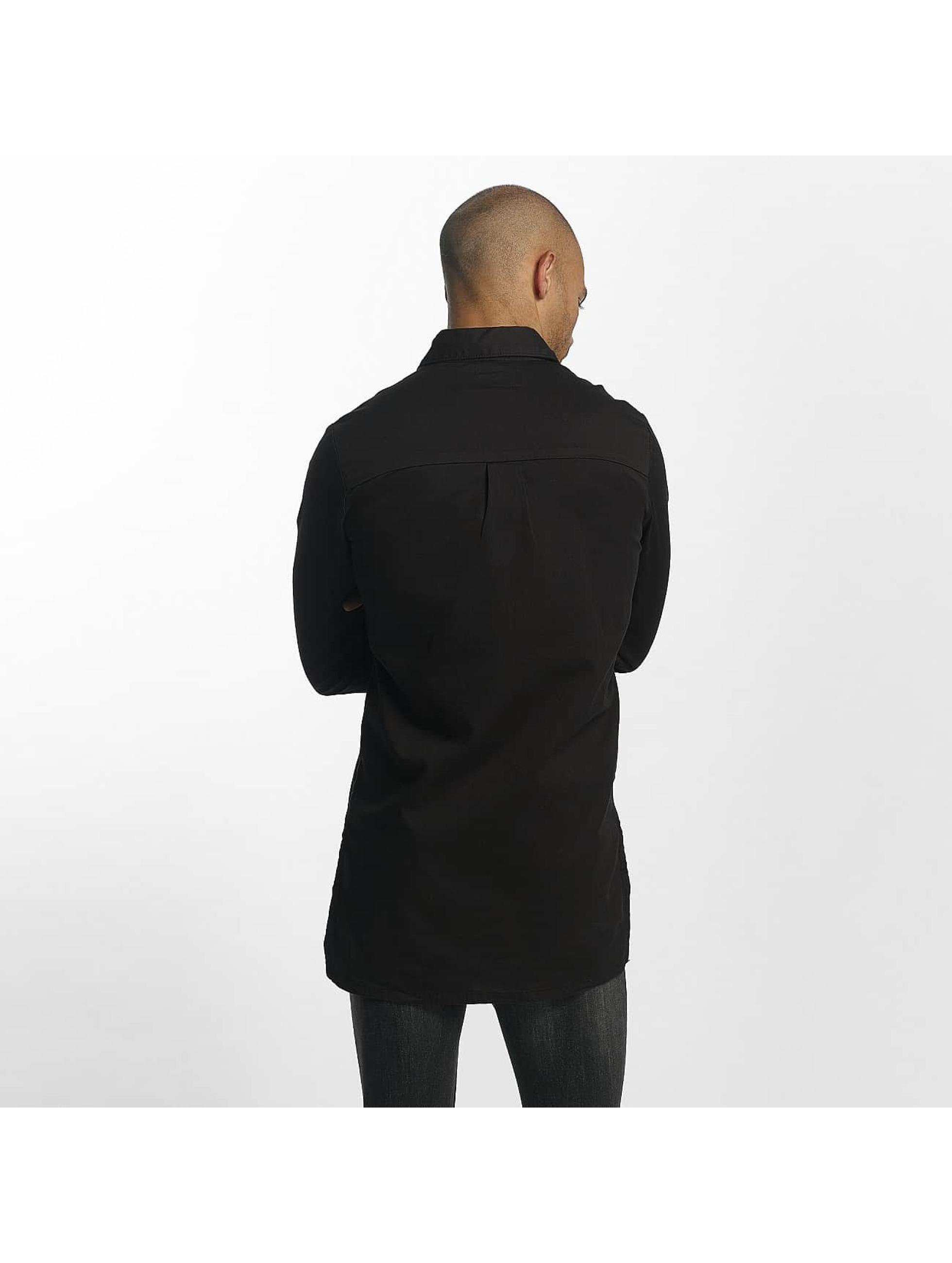 Sixth June Chemise Classic Oversize noir