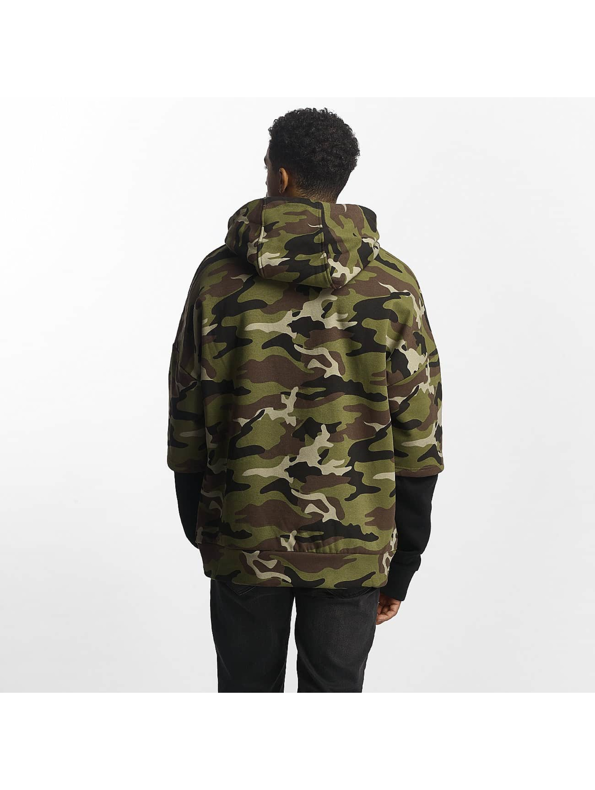 Sixth June Hupparit Double Sleeve camouflage