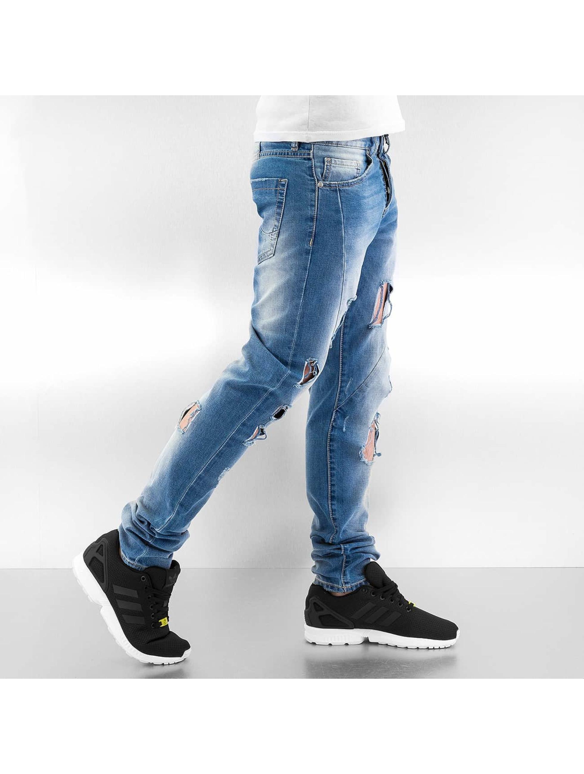 Sixth June Jean skinny Used bleu
