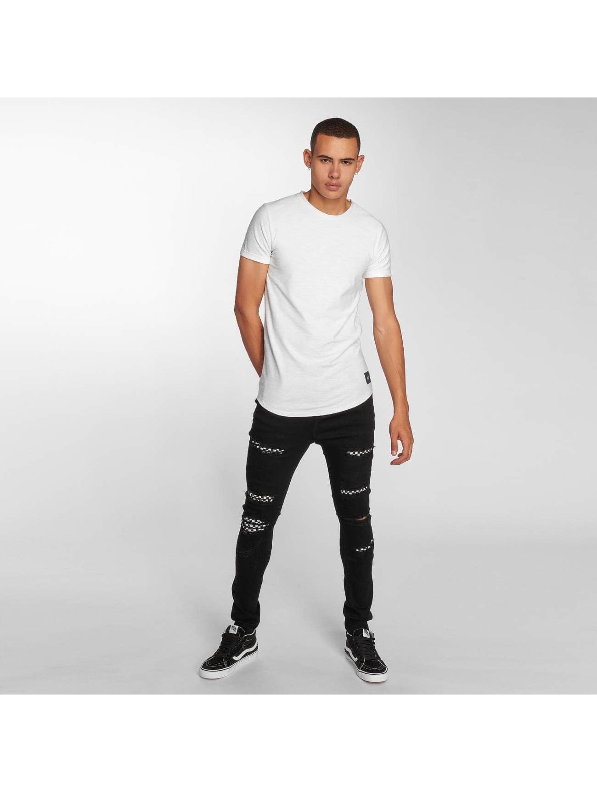 Sixth June Jeans ajustado Slim negro