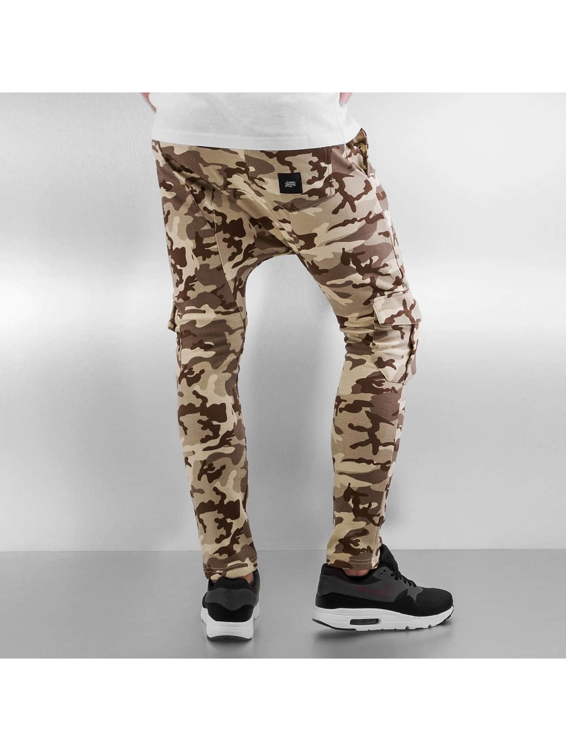 Sixth June Jogginghose Camou camouflage