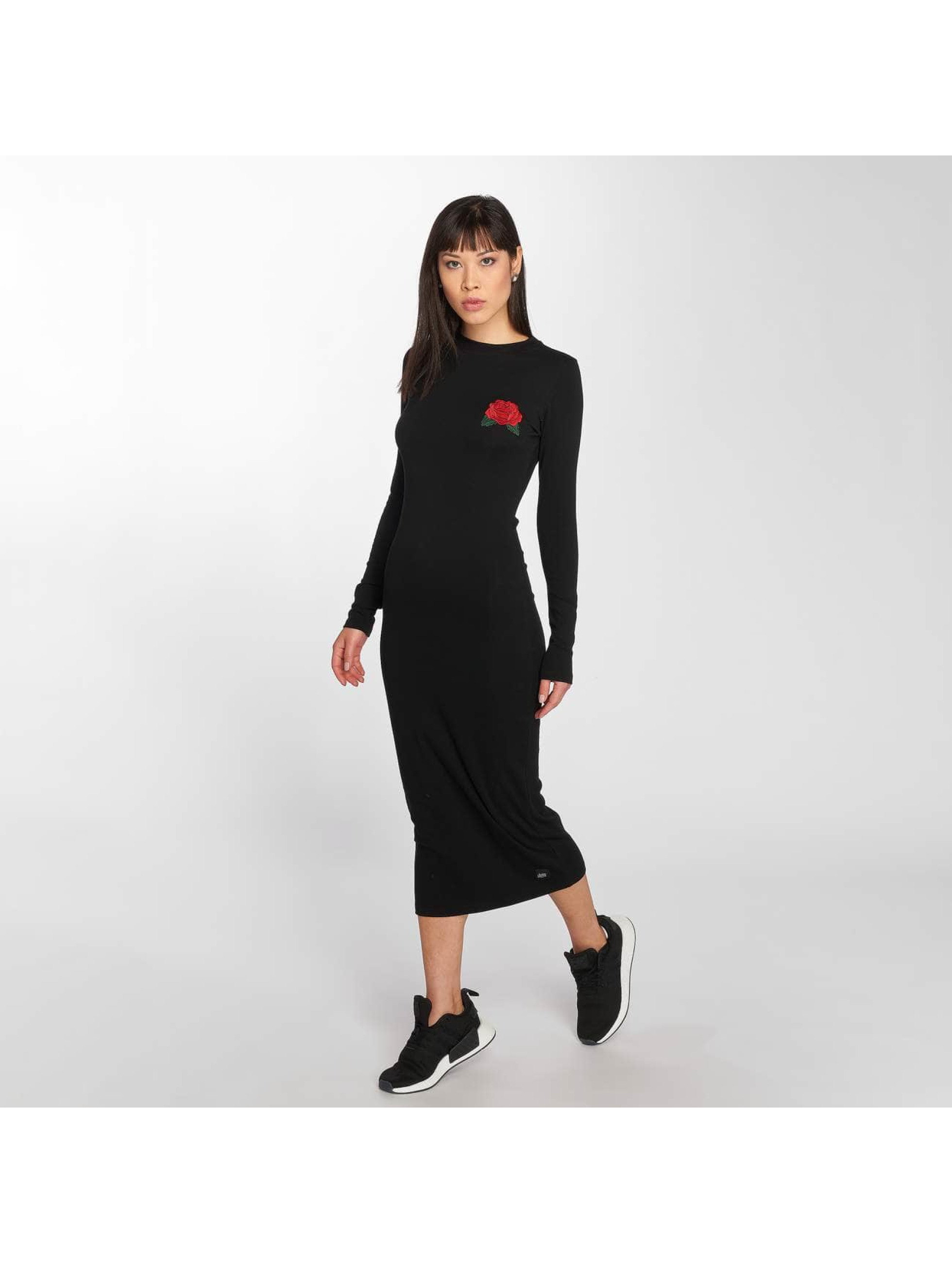 Sixth June jurk Rose zwart