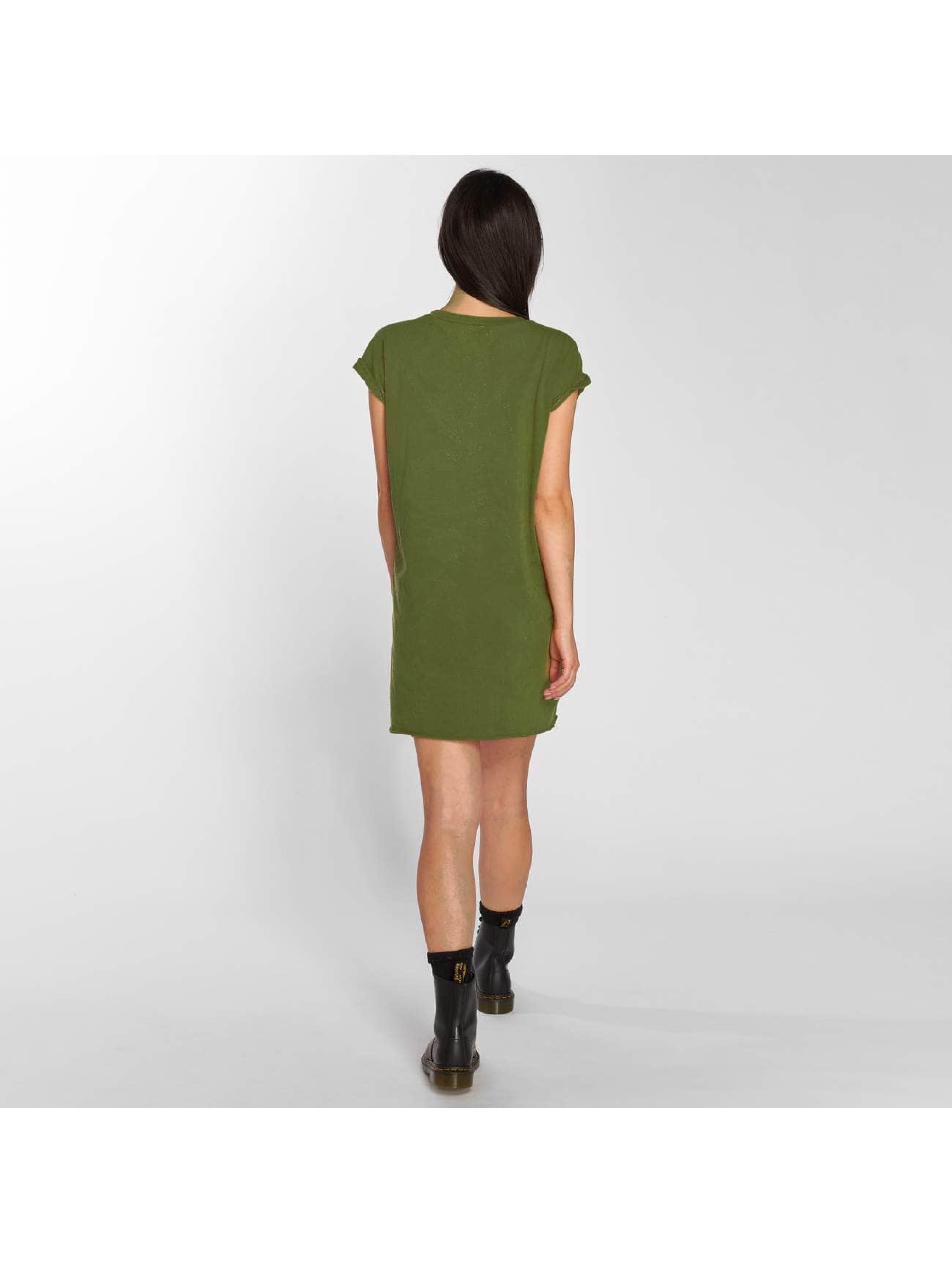 Sixth June Kleid Dress khaki