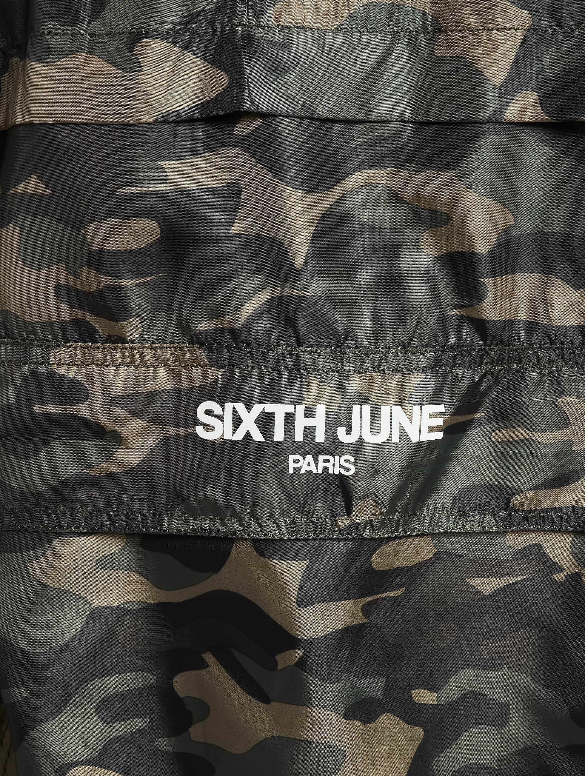 Sixth June Kurtki przejściowe Transition moro
