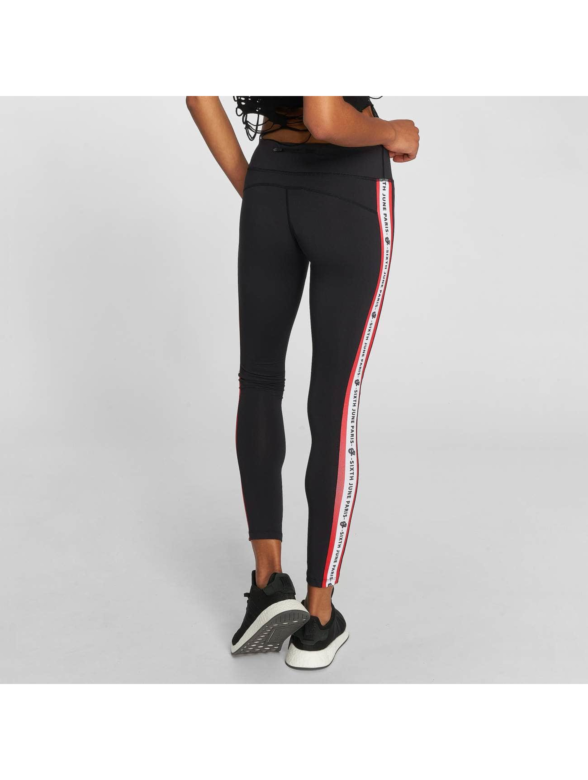 Sixth June Legging Erde zwart