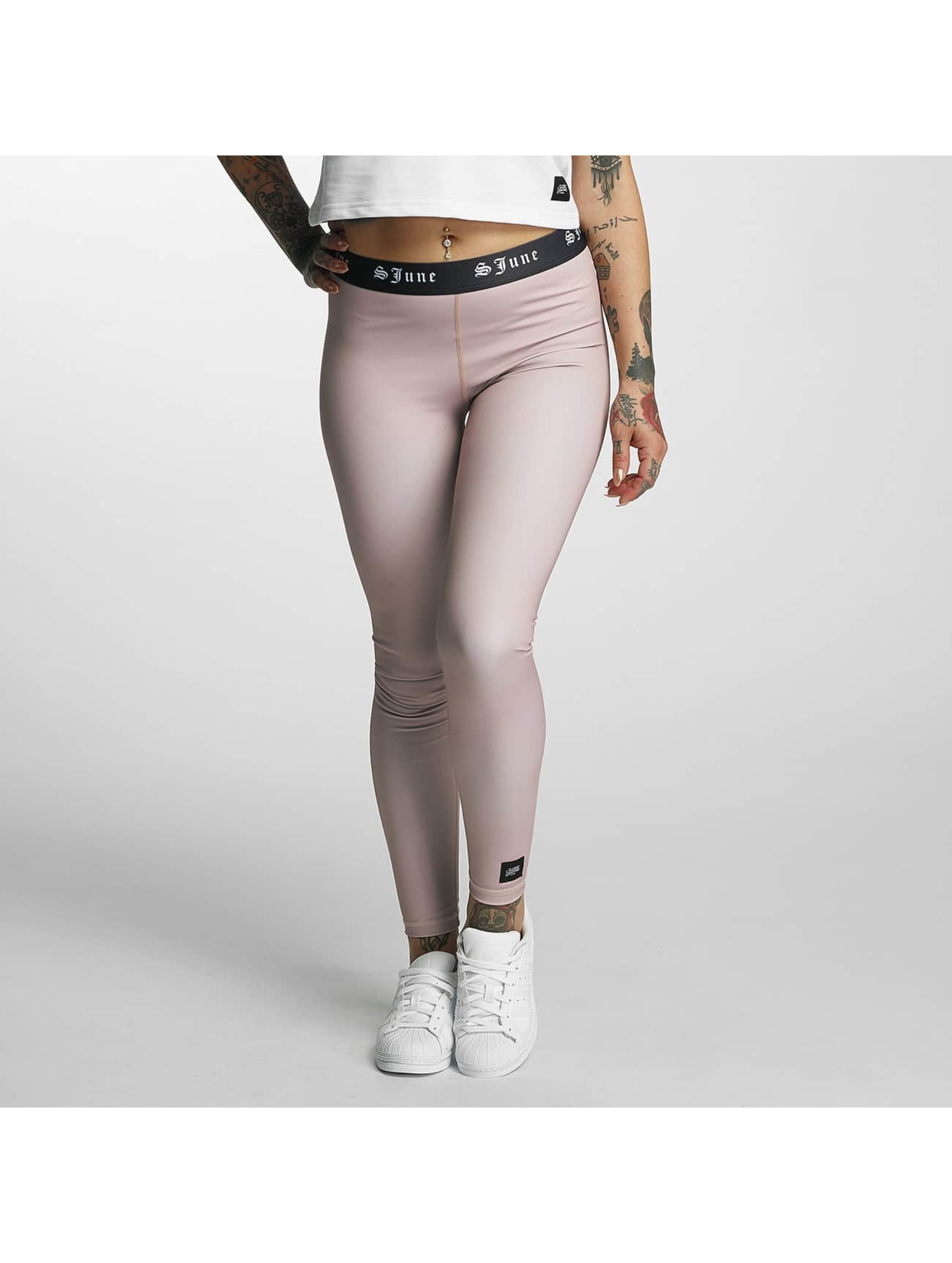 Sixth June Leggings/Treggings Sport rózowy