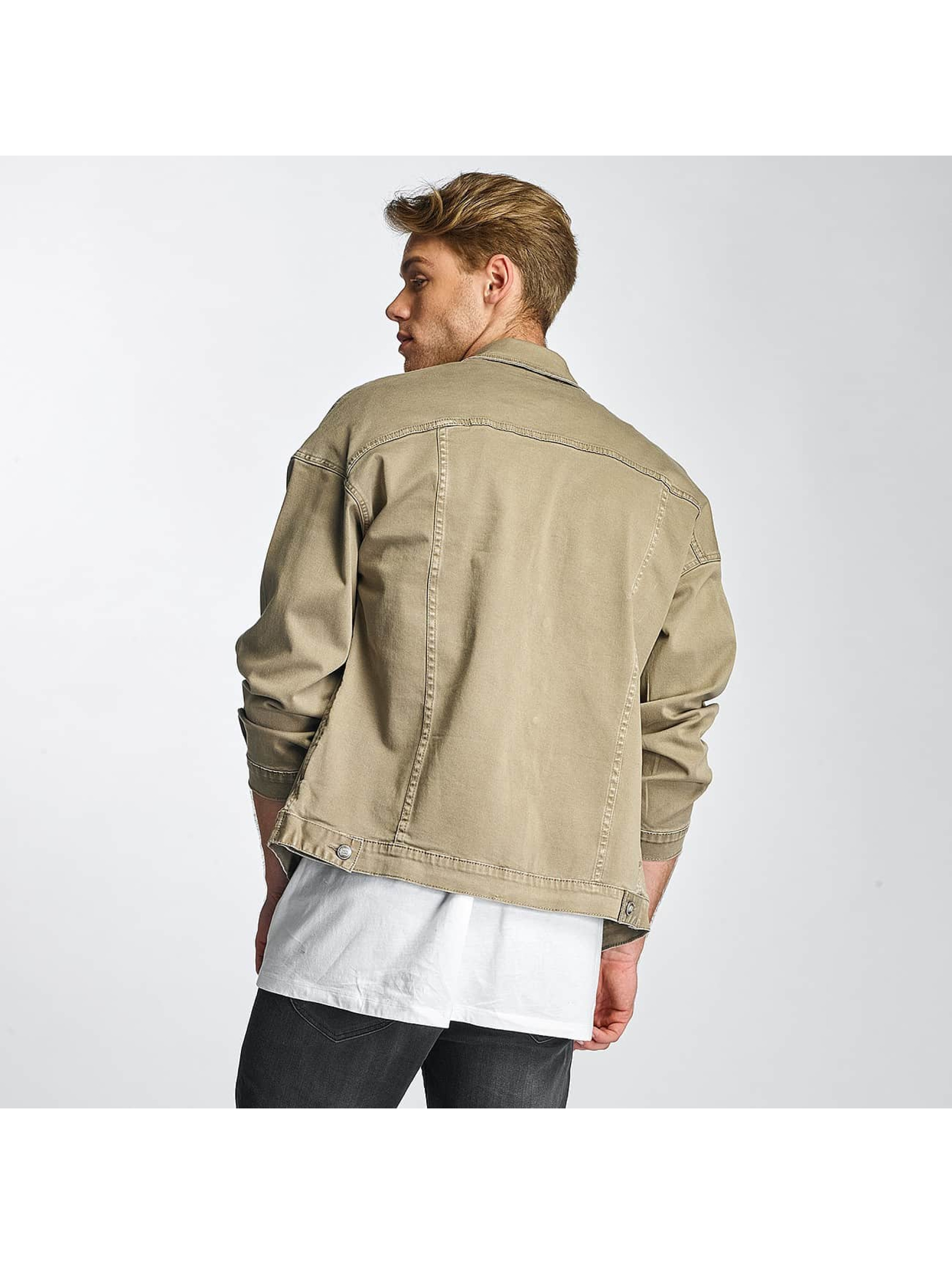 Sixth June Lightweight Jacket Oversizes Denim beige