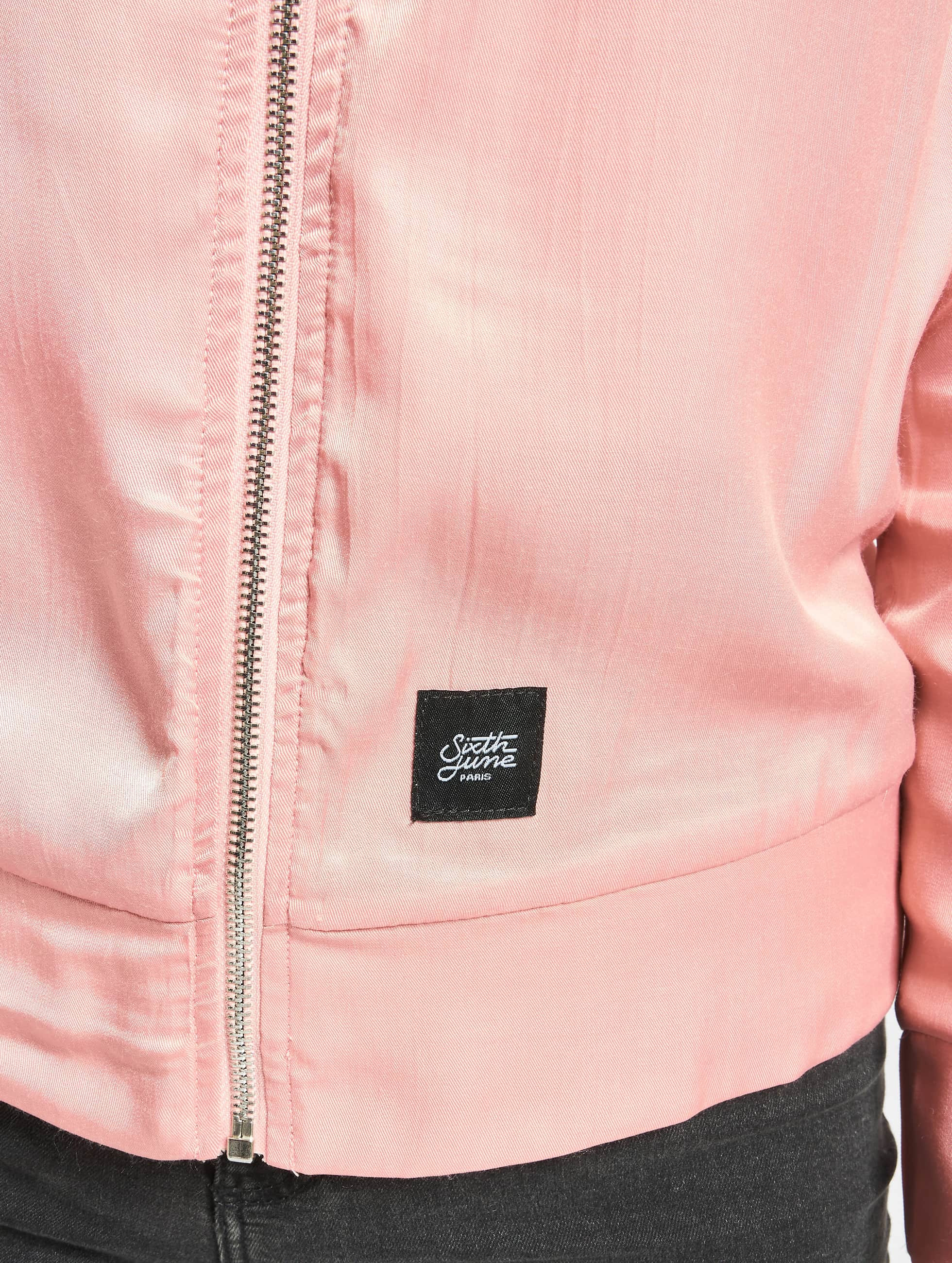 Sixth June Lightweight Jacket Transition rose