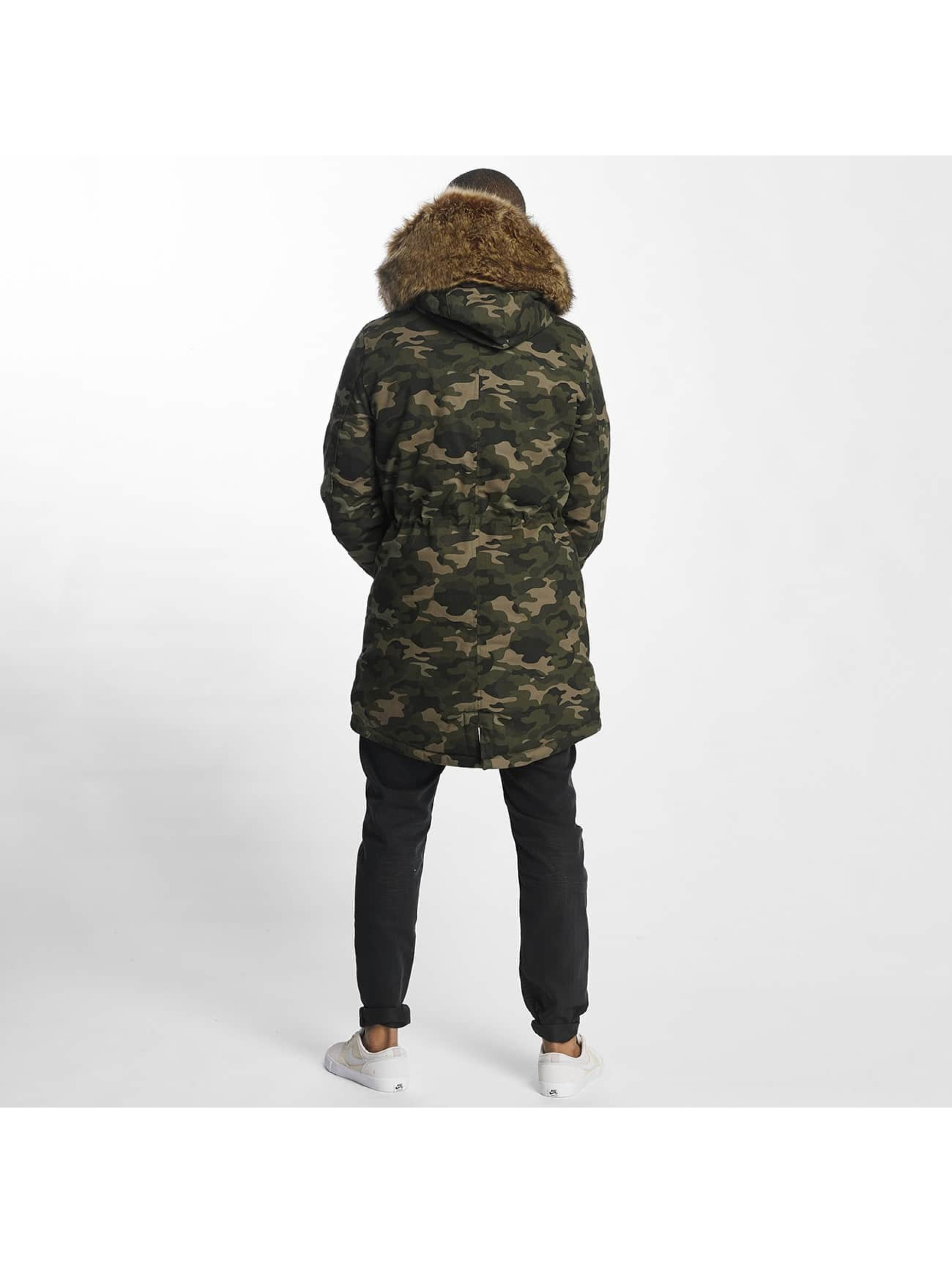 Sixth June Manteau Ultra Oversized camouflage