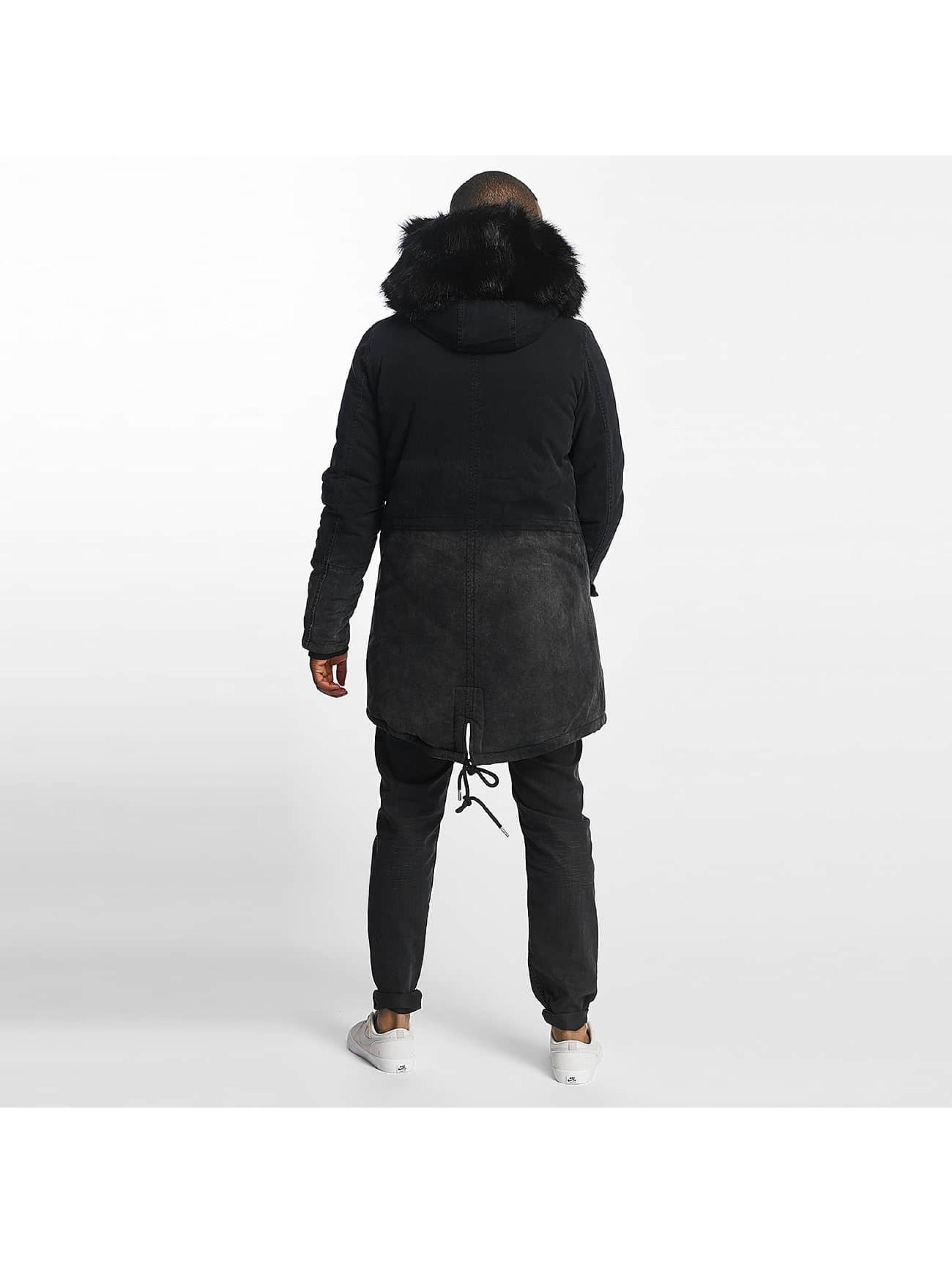 Sixth June Manteau Ultra Oversize noir