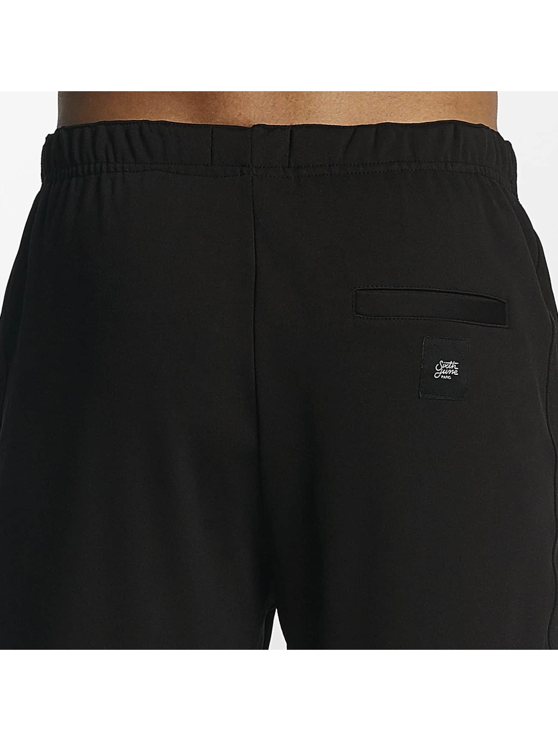 Sixth June Pantalón deportivo Regular negro