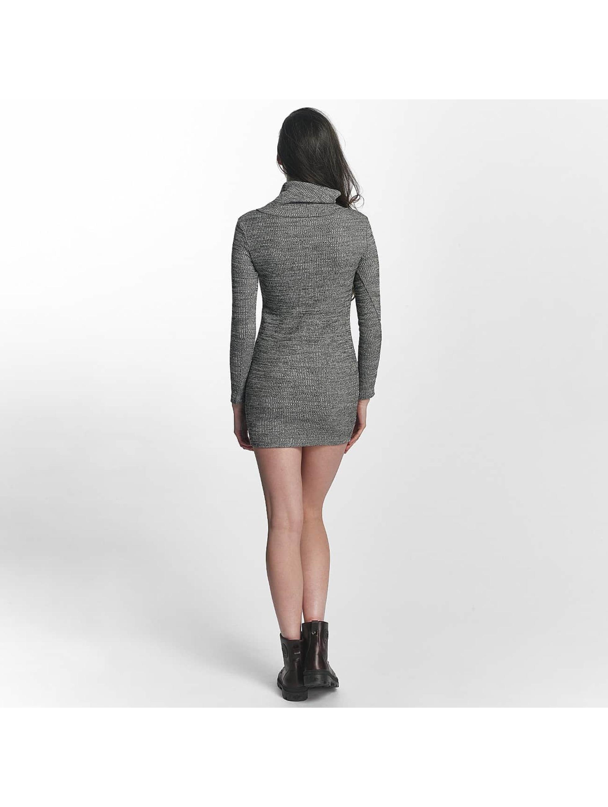 Sixth June Robe Knit Winter gris