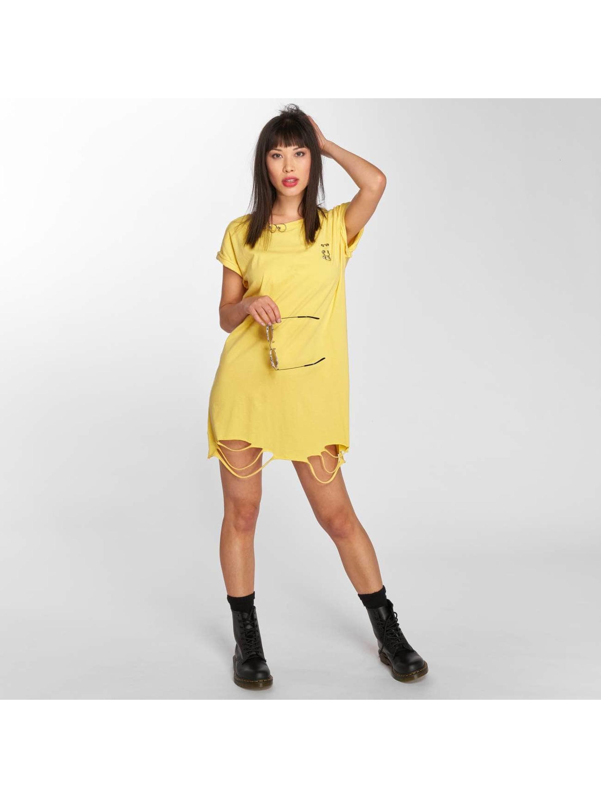 Sixth June Robe Dress jaune