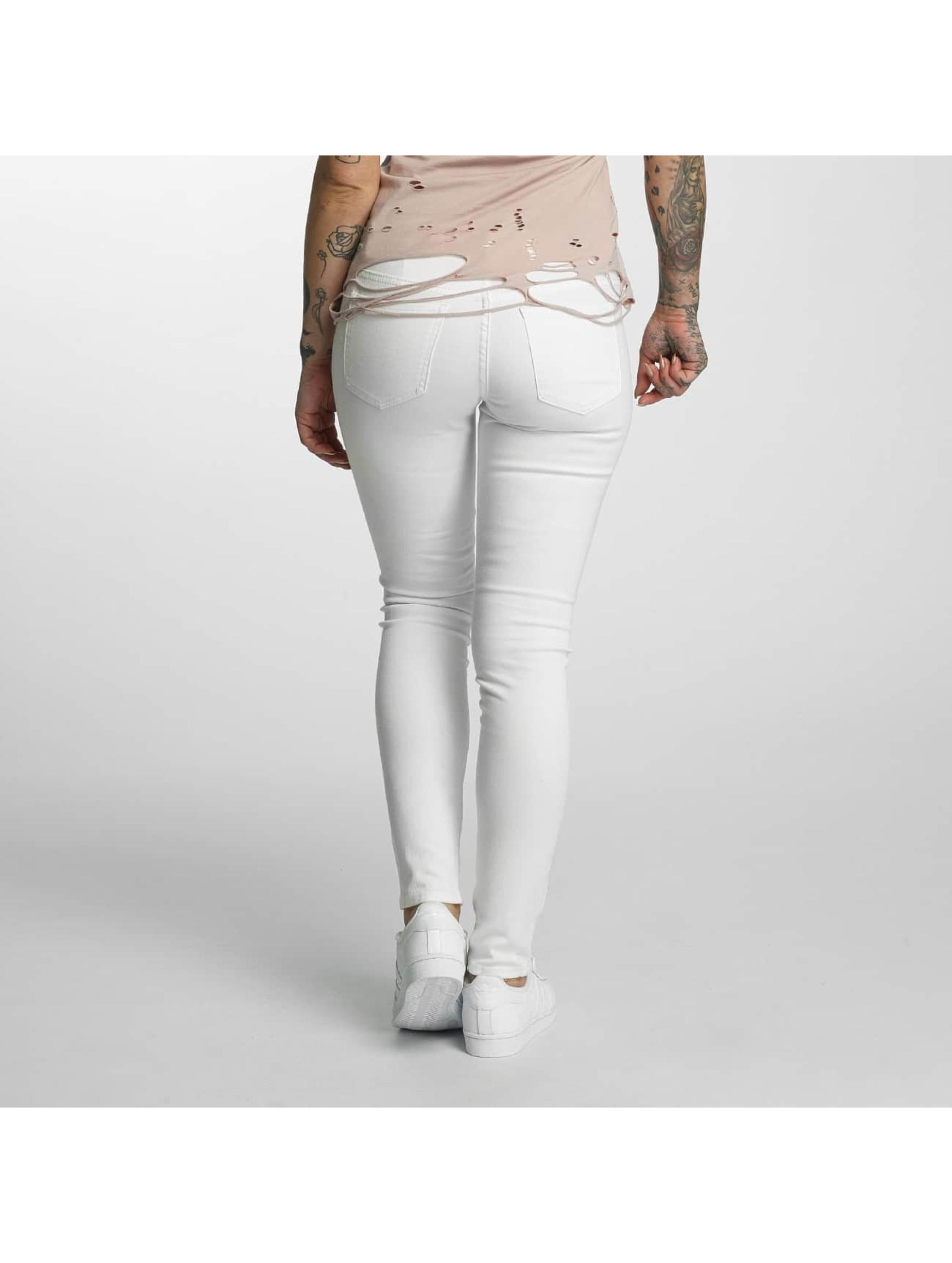 Sixth June Skinny Jeans Skinny hvid