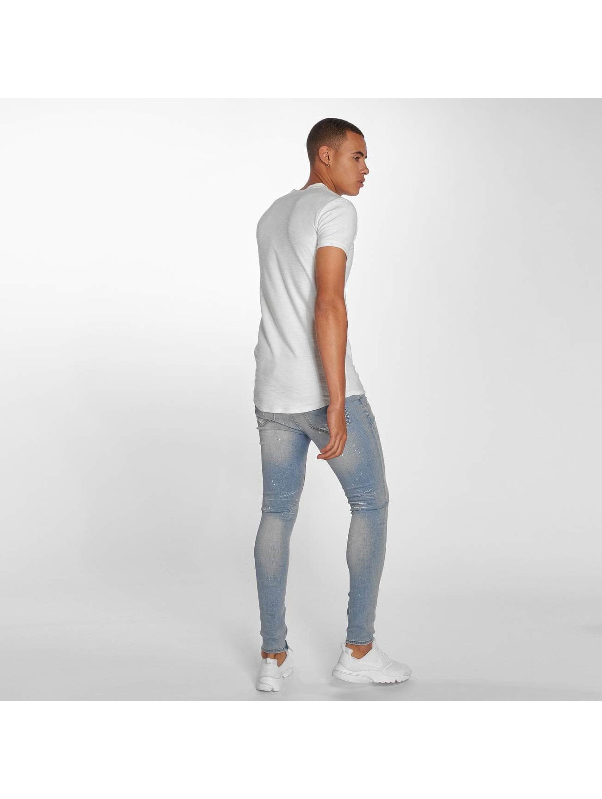 Sixth June Slim Fit Jeans Slim blauw