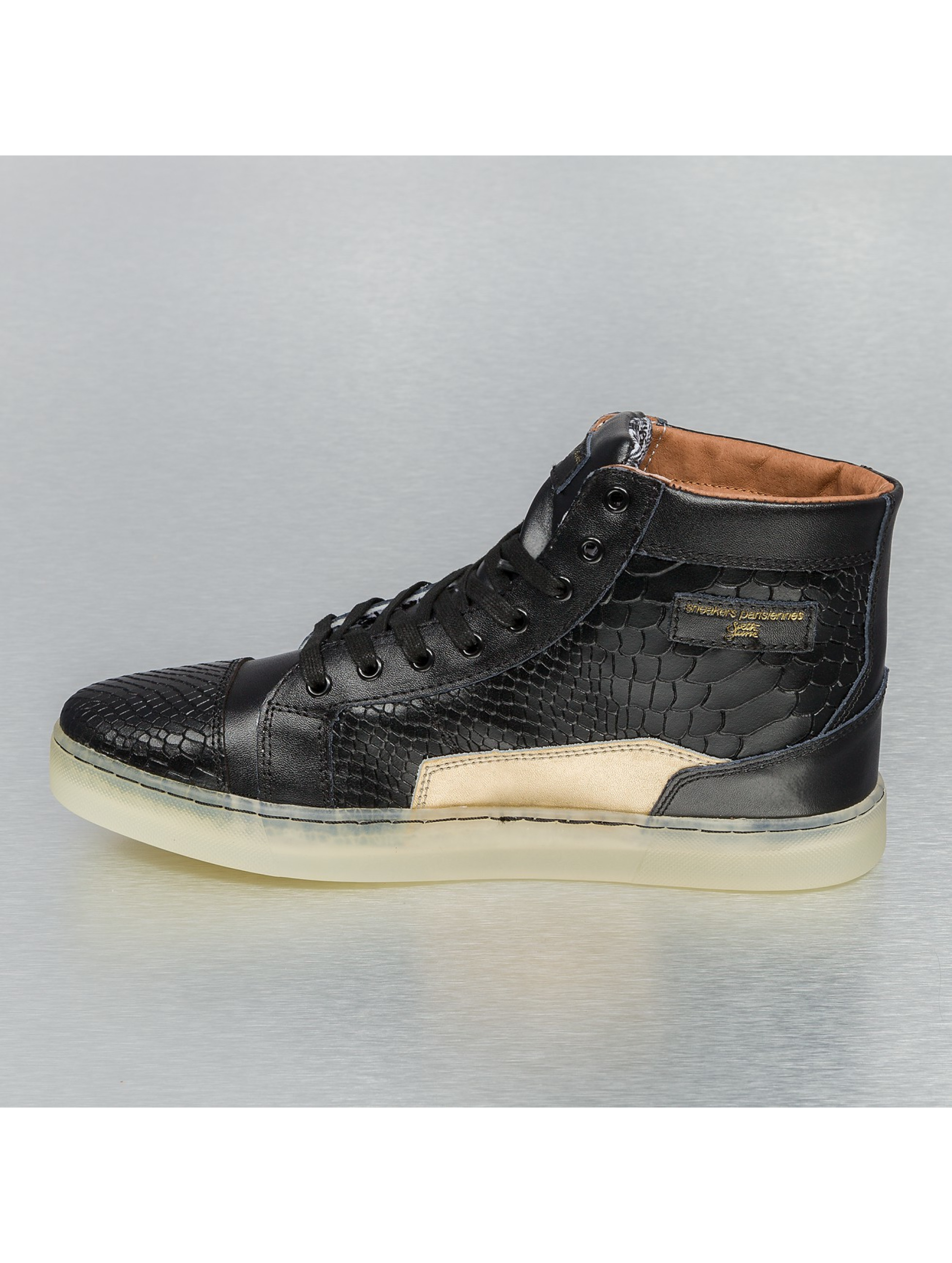 Sixth June sneaker Dark Nite zwart