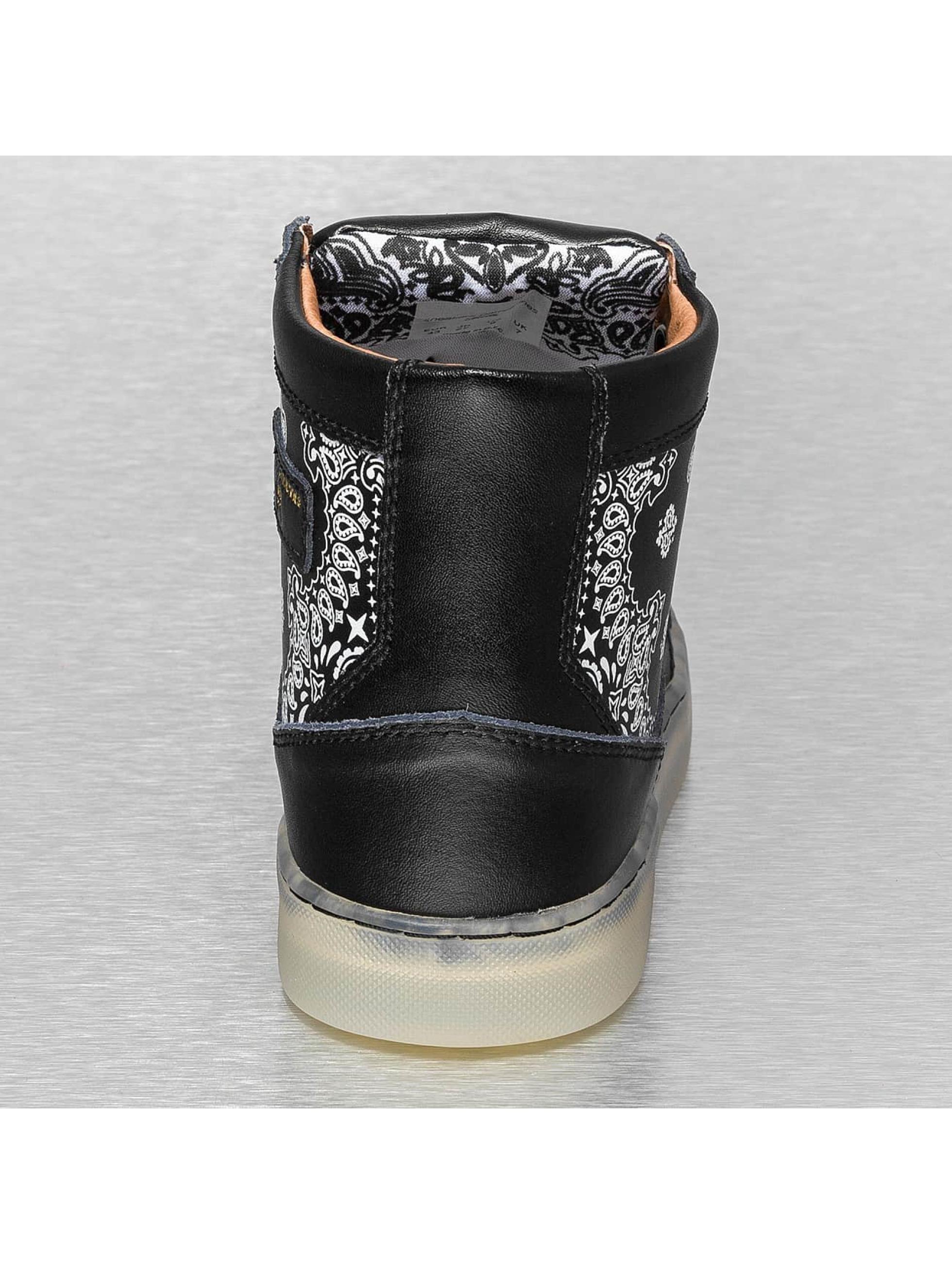 Sixth June sneaker Black Dana zwart