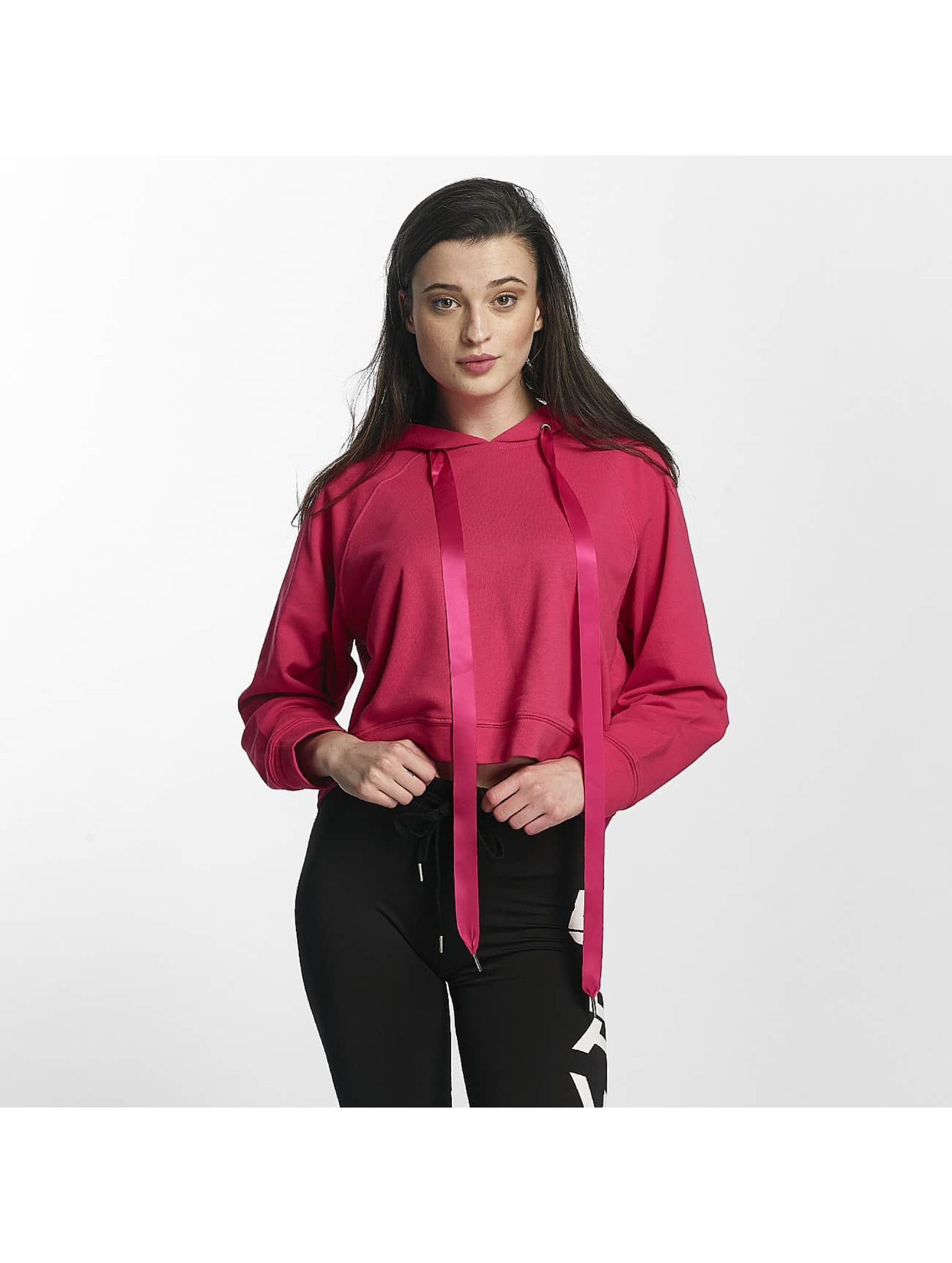 Sixth June Sudadera Cropped Sweat fucsia
