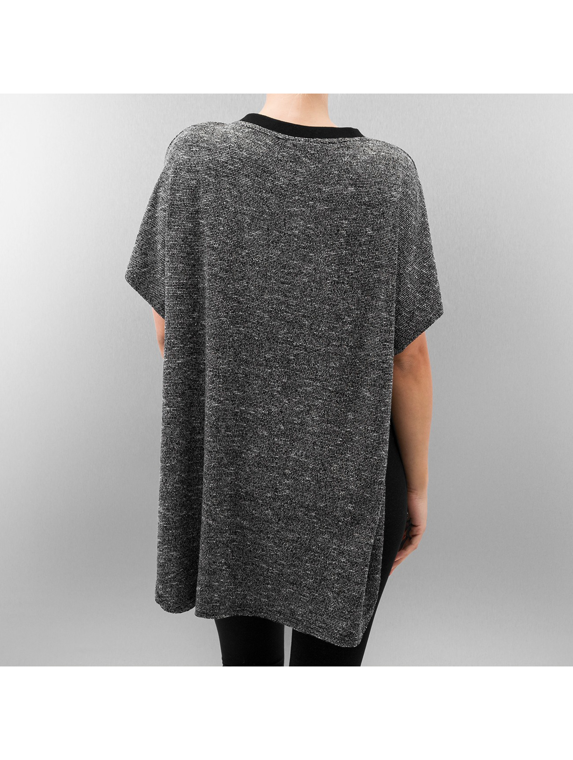 Sixth June Sweat & Pull Poncho gris