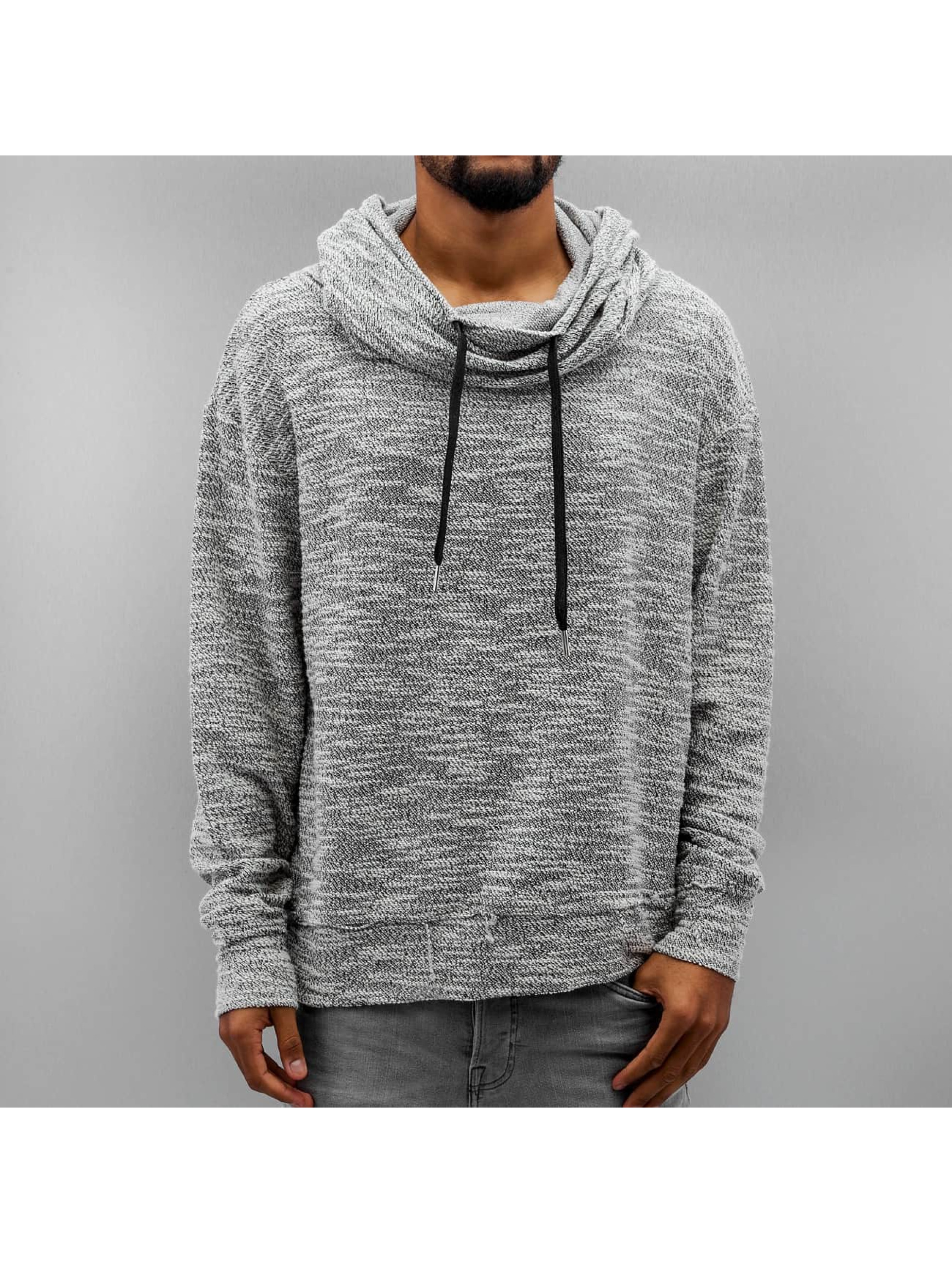 Sixth June Sweat & Pull Oversize Sweat With Big Collar gris
