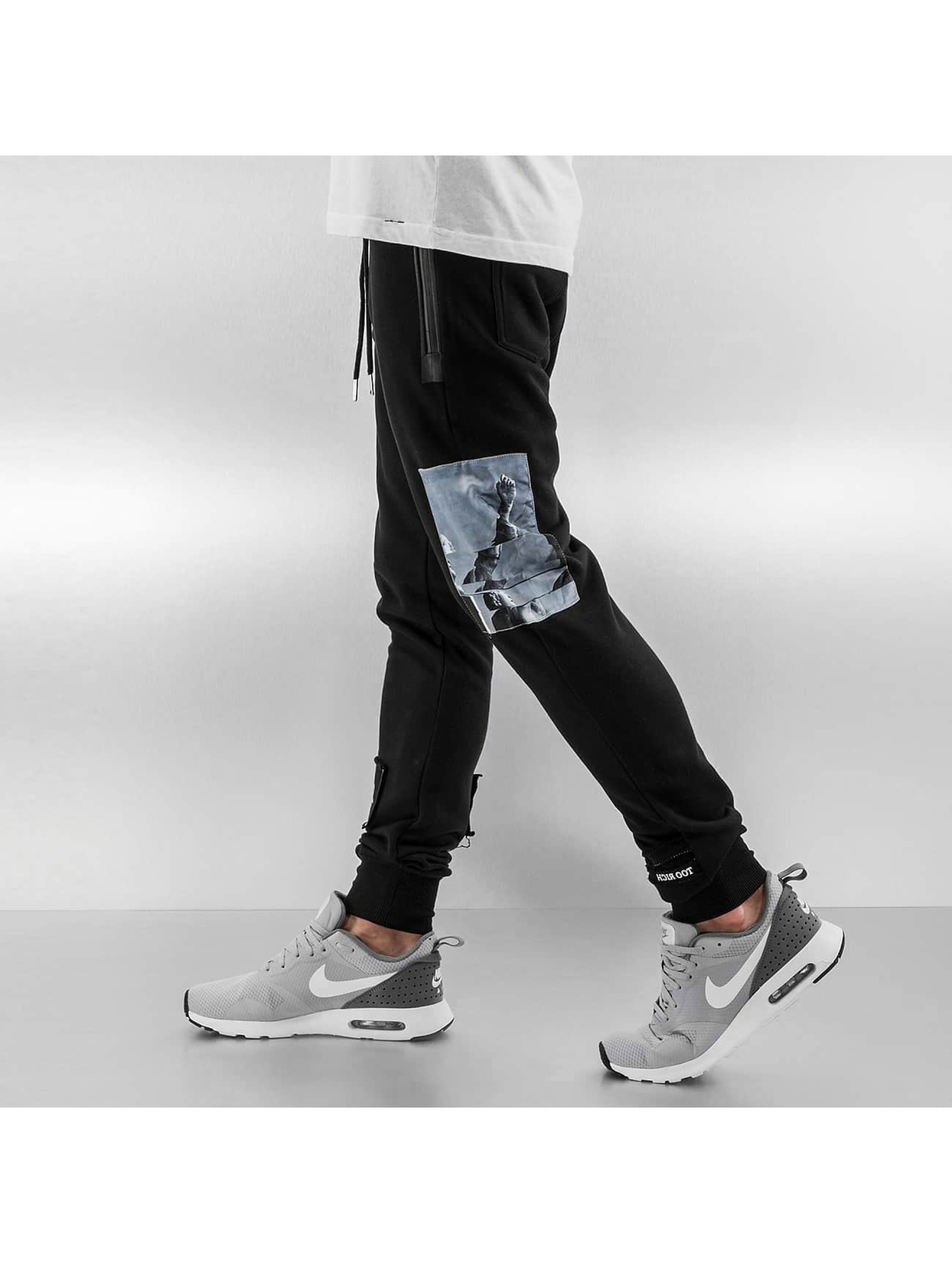 Sixth June Sweat Pant Stronger black