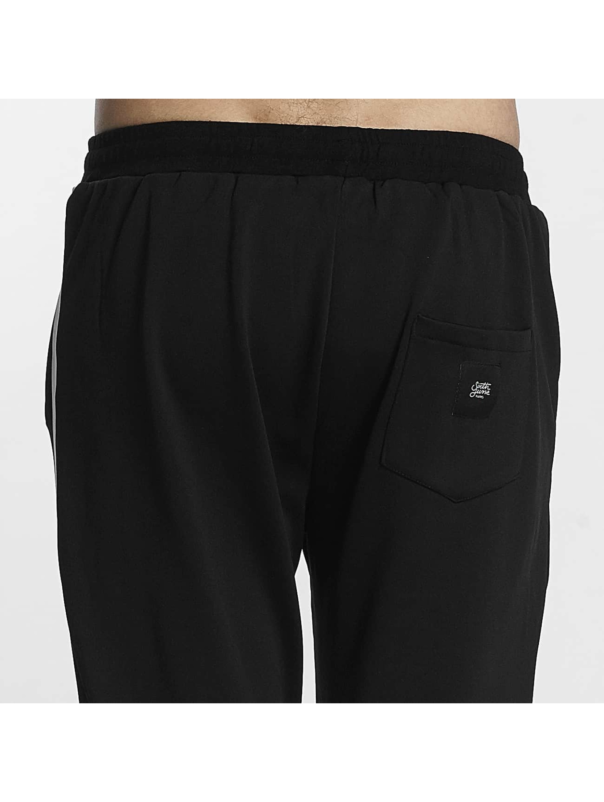 Sixth June Sweat Pant Slim Jogger black