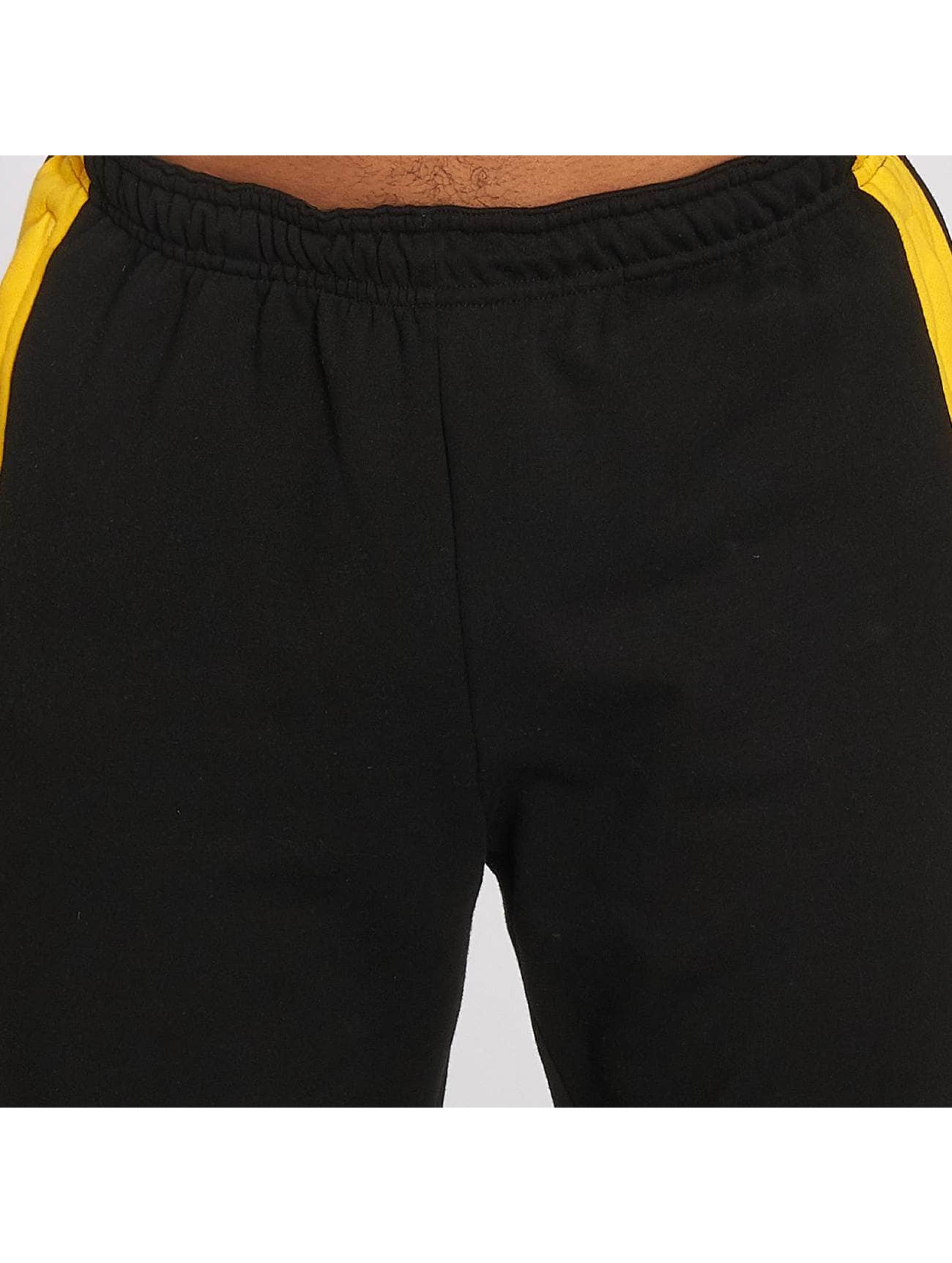 Sixth June Sweat Pant Yoolk black