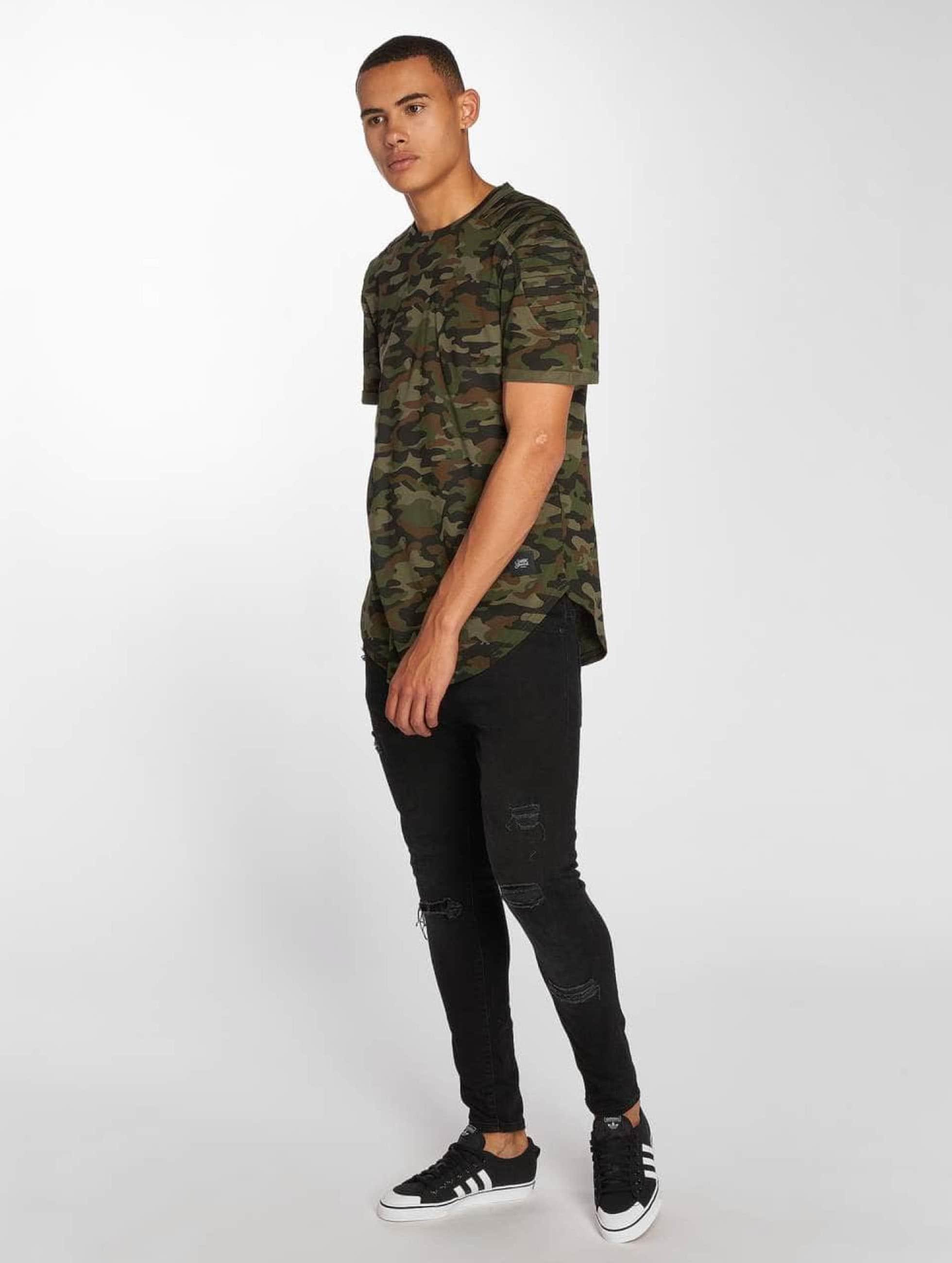 Sixth June T-paidat Ripp camouflage