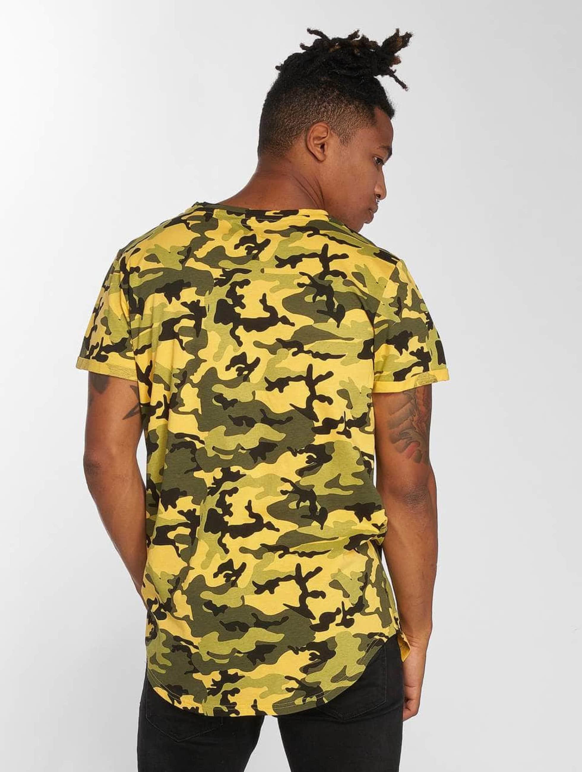 Sixth June T-paidat YelCamo camouflage