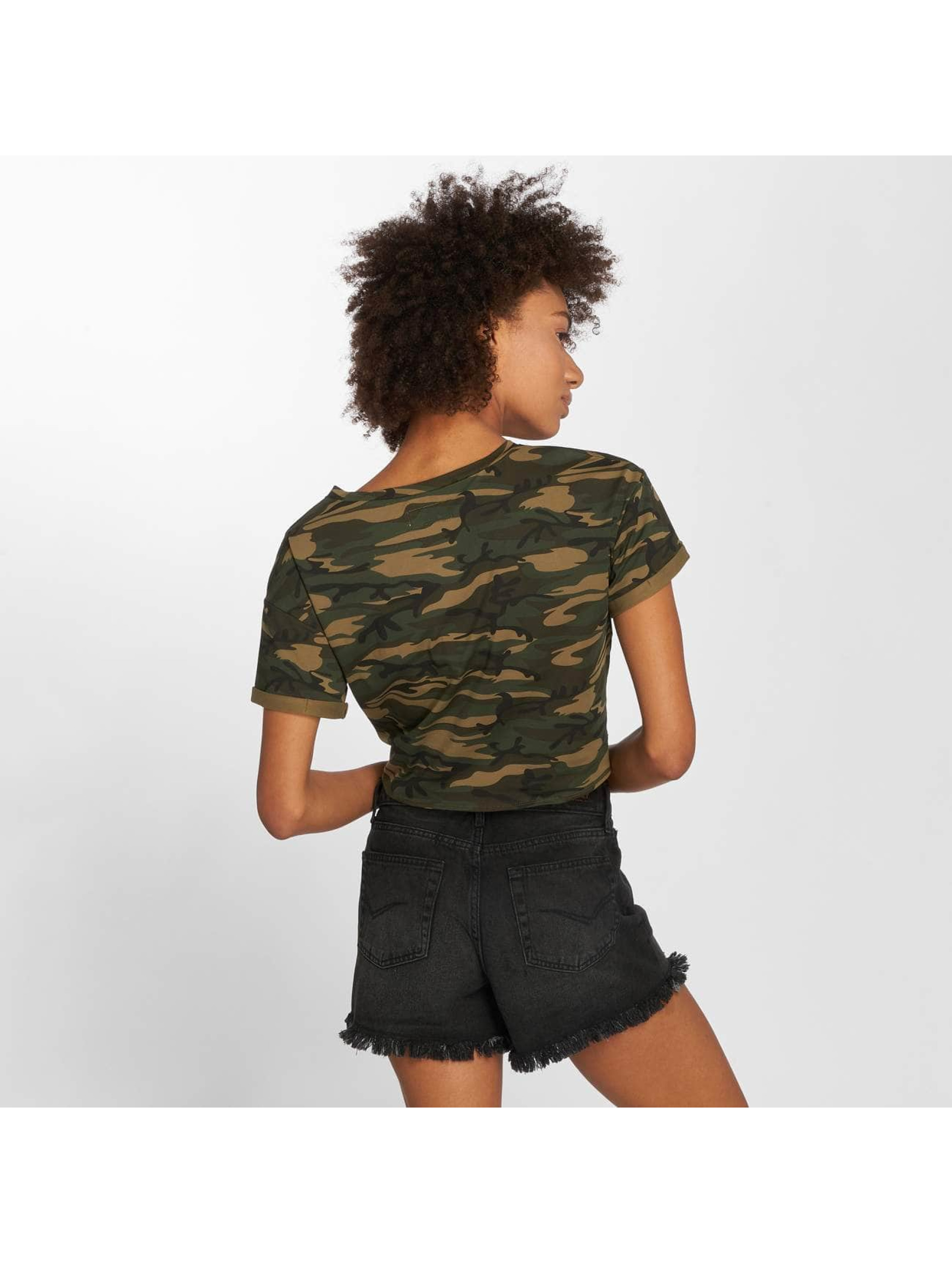 Sixth June T-paidat Shorty camouflage