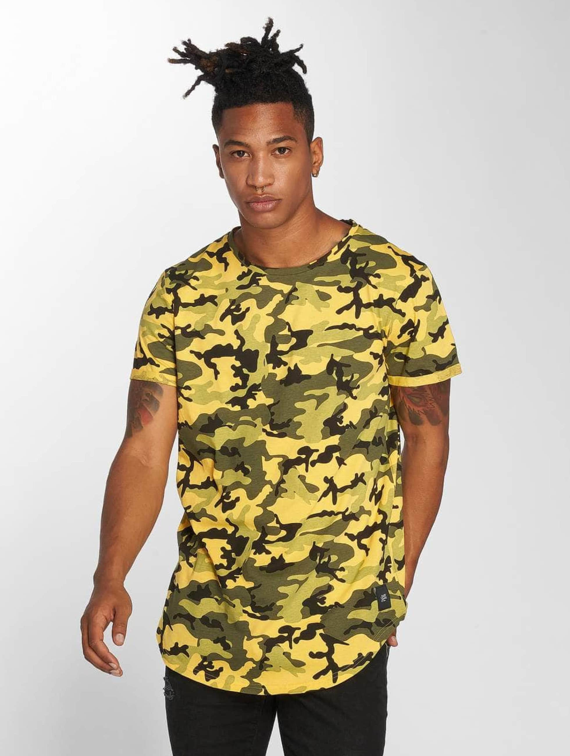 Sixth June T-Shirt YelCamo camouflage
