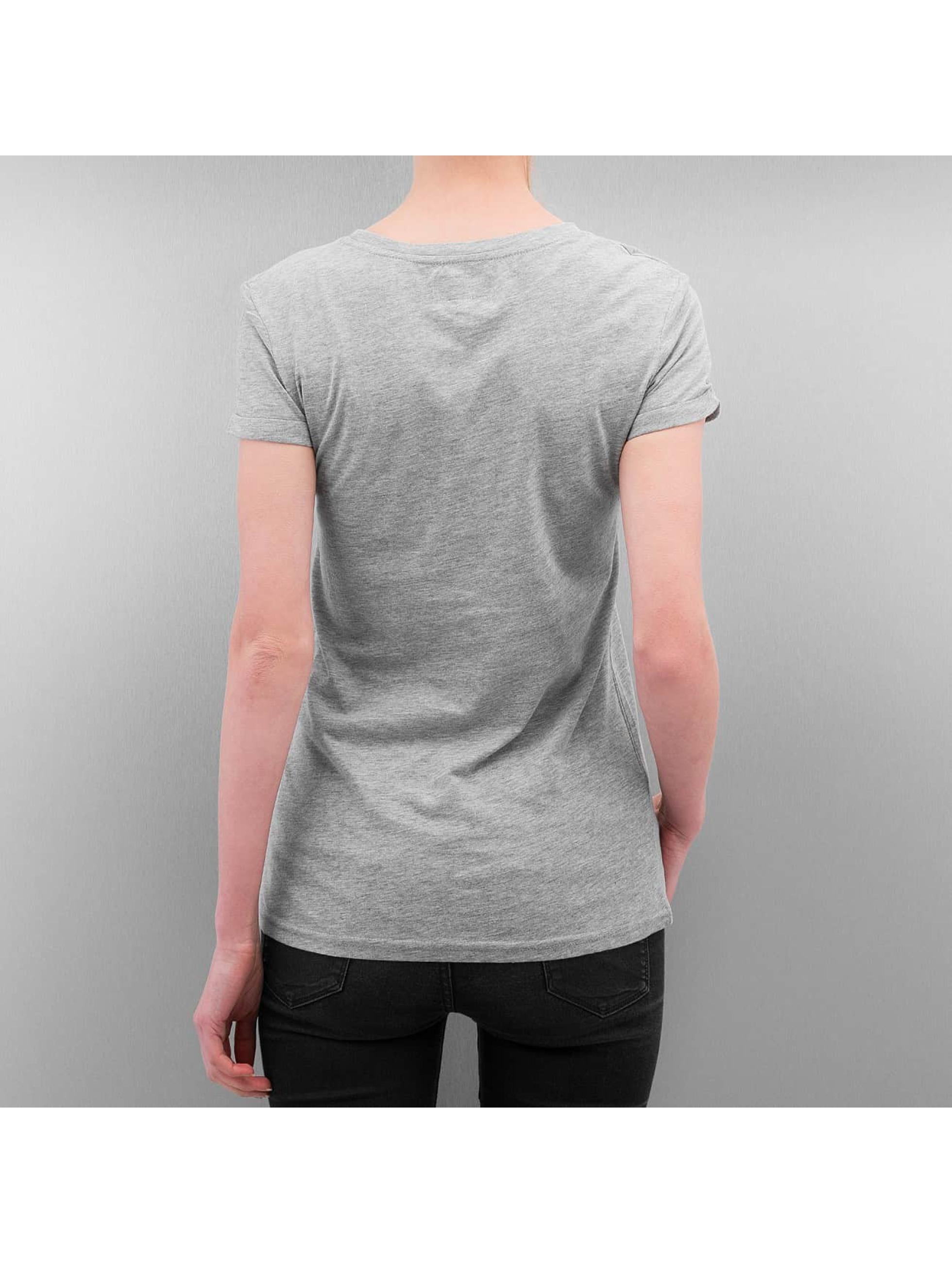 Sixth June T-Shirt Parisiennes grau
