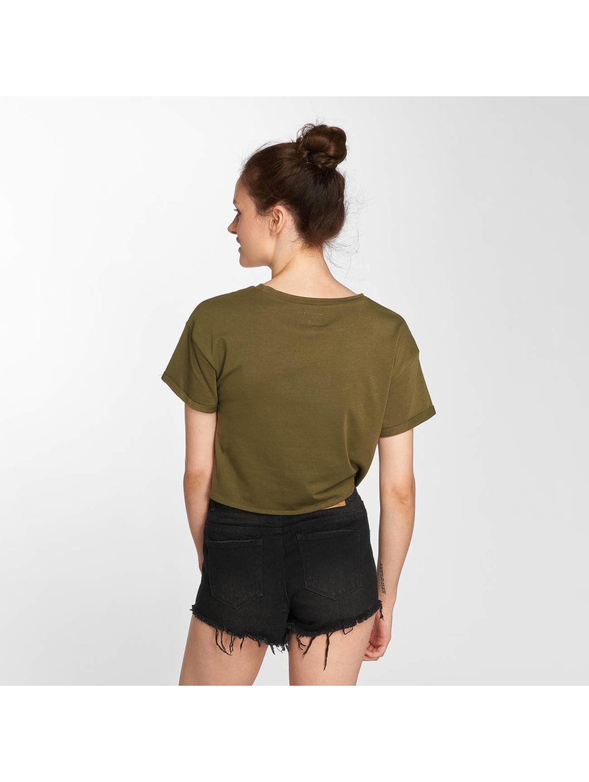 Sixth June T-Shirt Luisa kaki